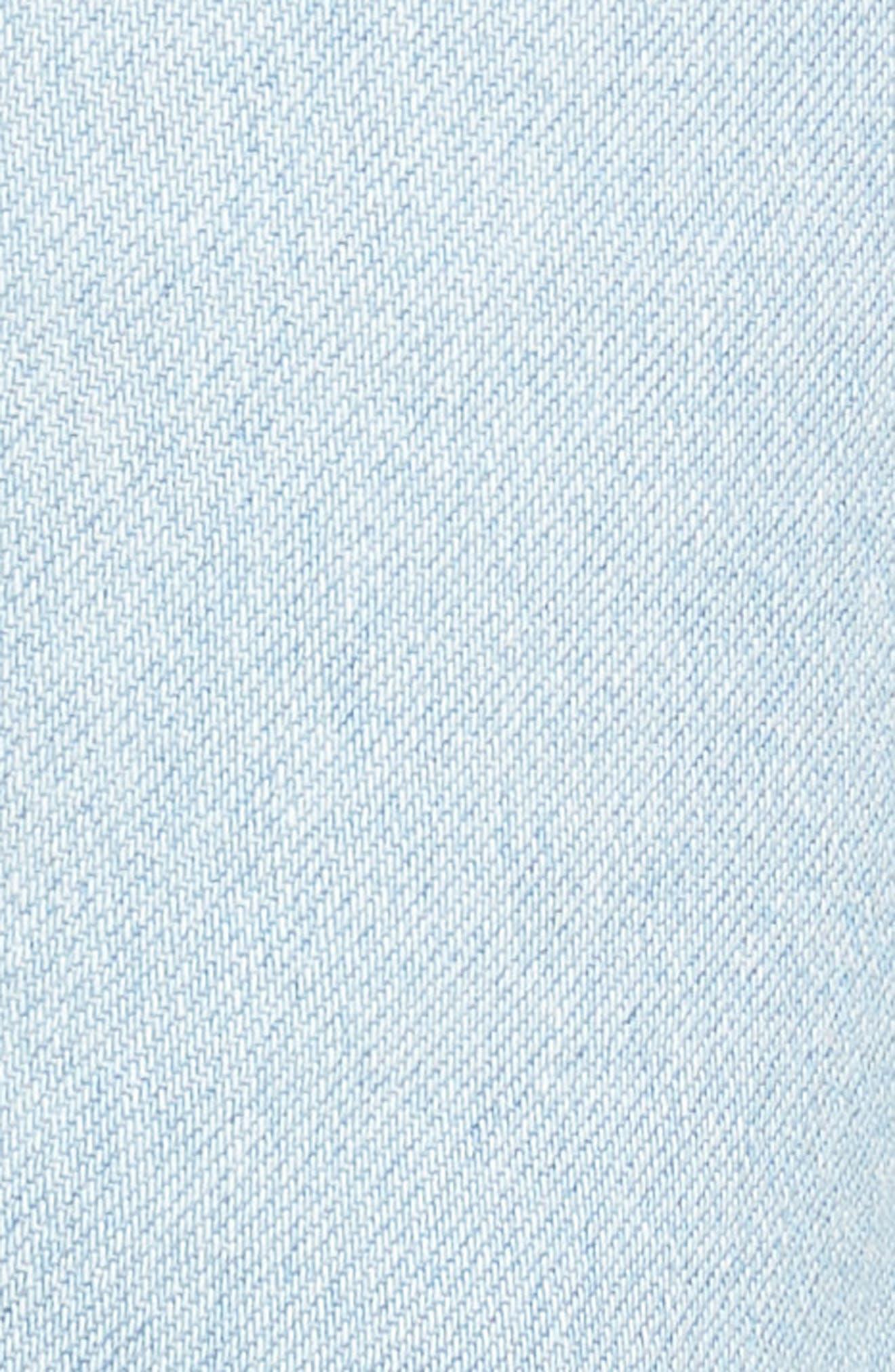 Fit 2 Slim Fit Jeans,                             Alternate thumbnail 5, color,                             MONTAUK W/ HOLE