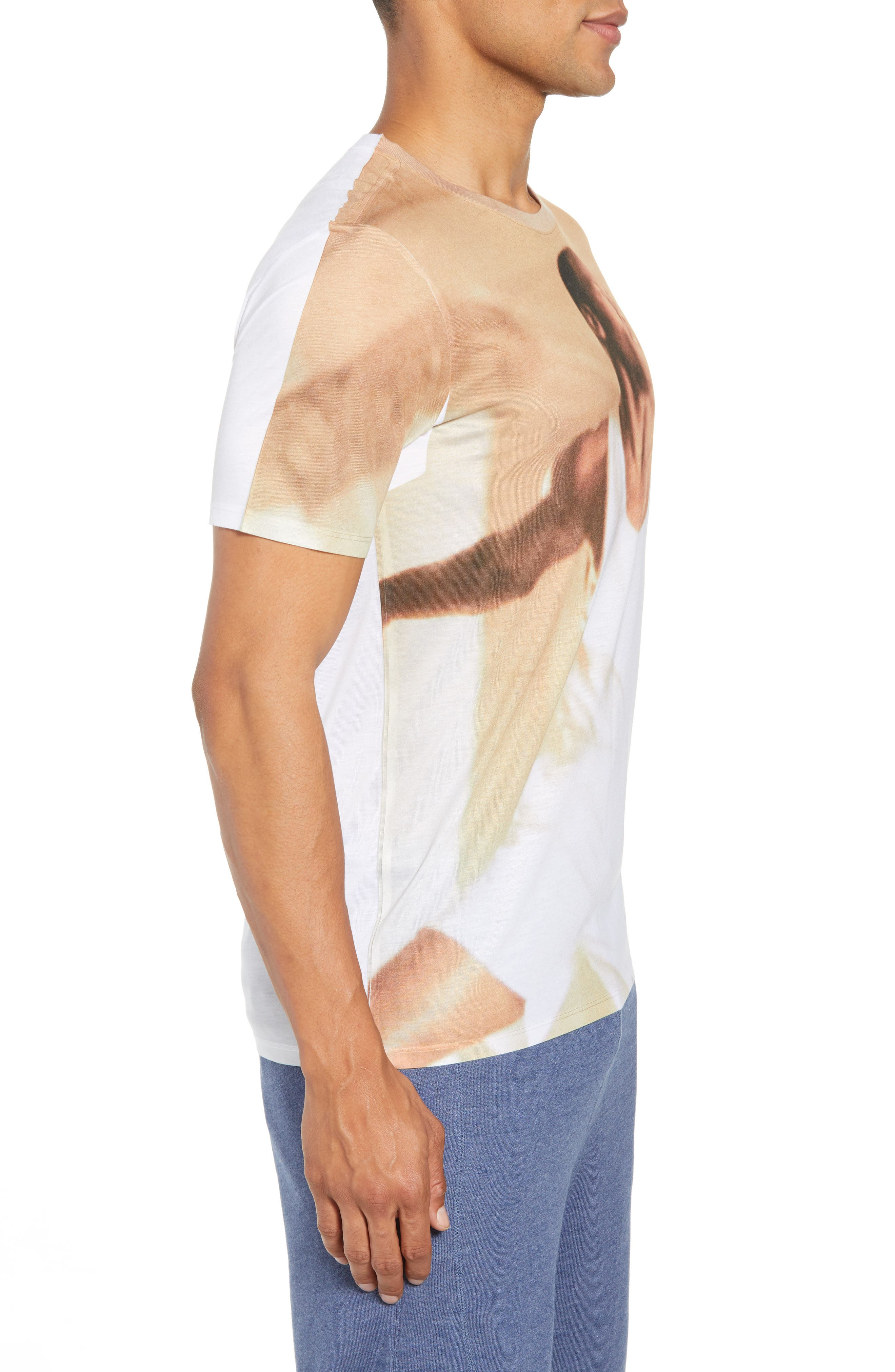 Jordan Sportswear Graphic Shirt,                             Alternate thumbnail 6, color,