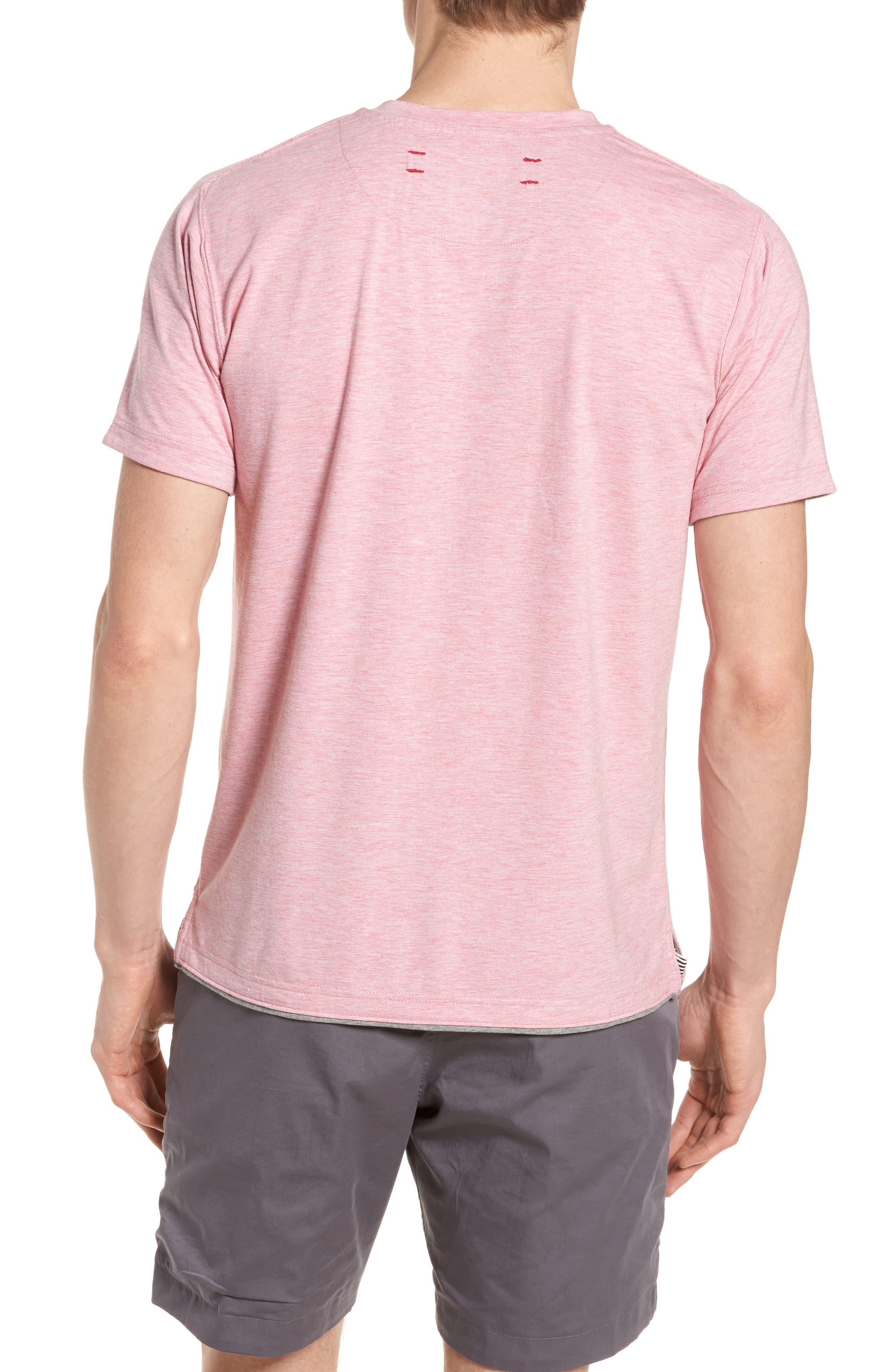 Cloud Soft T-Shirt,                             Alternate thumbnail 5, color,