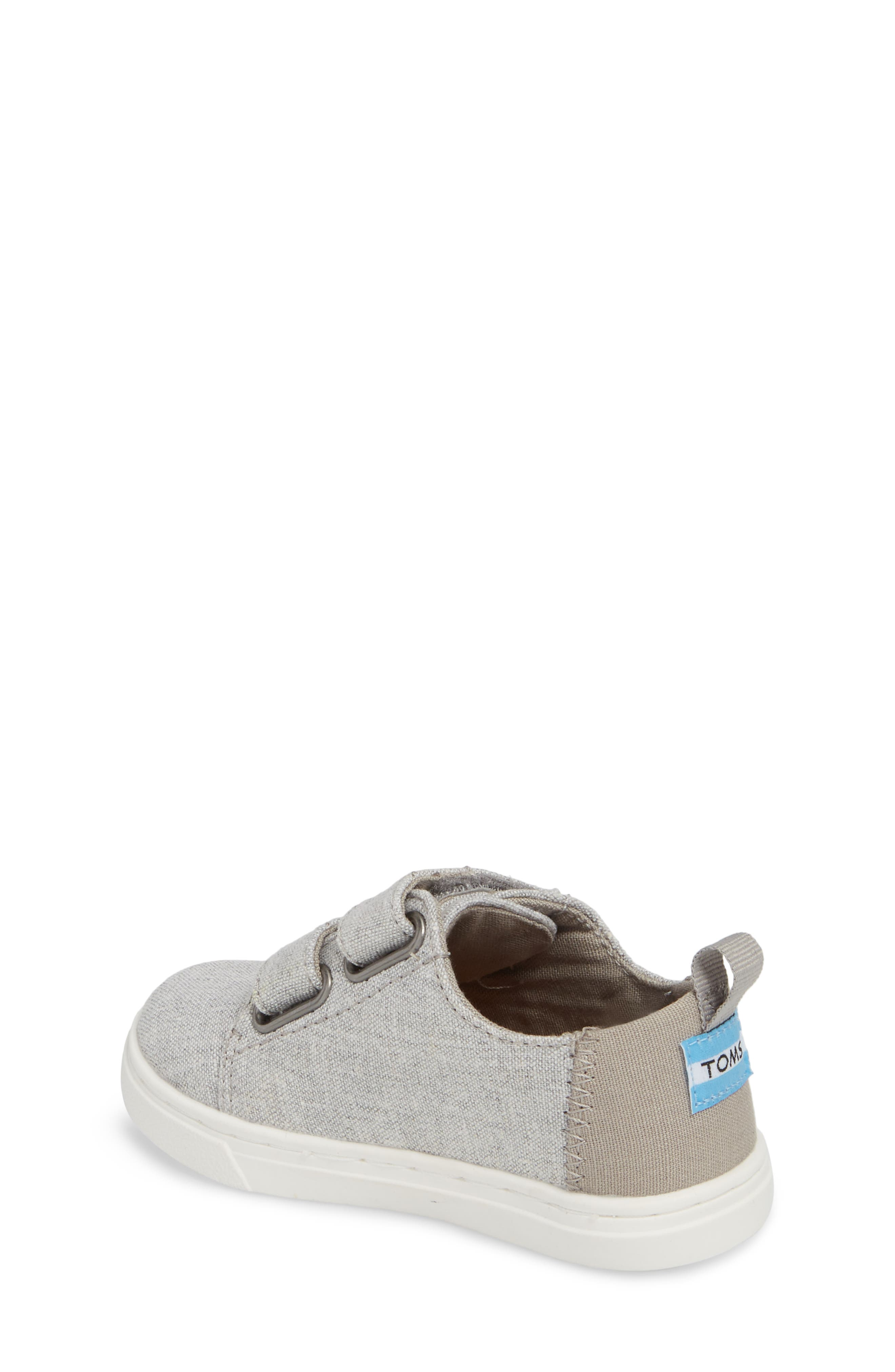 Lenny Sneaker,                             Alternate thumbnail 2, color,                             DRIZZLE GREY CHAMBRAY