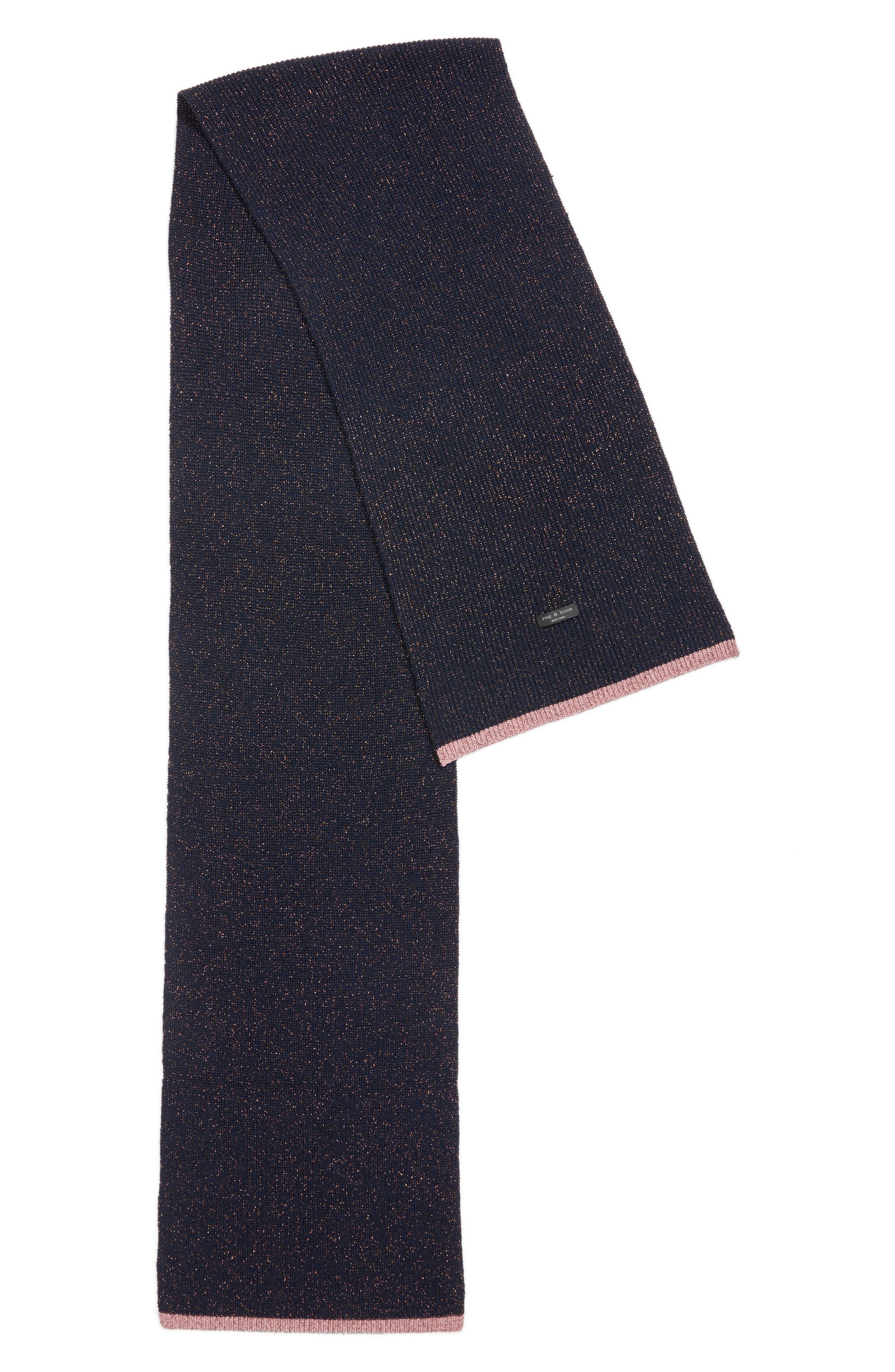 Jubilee Merino Wool Blend Scarf,                         Main,                         color, 410