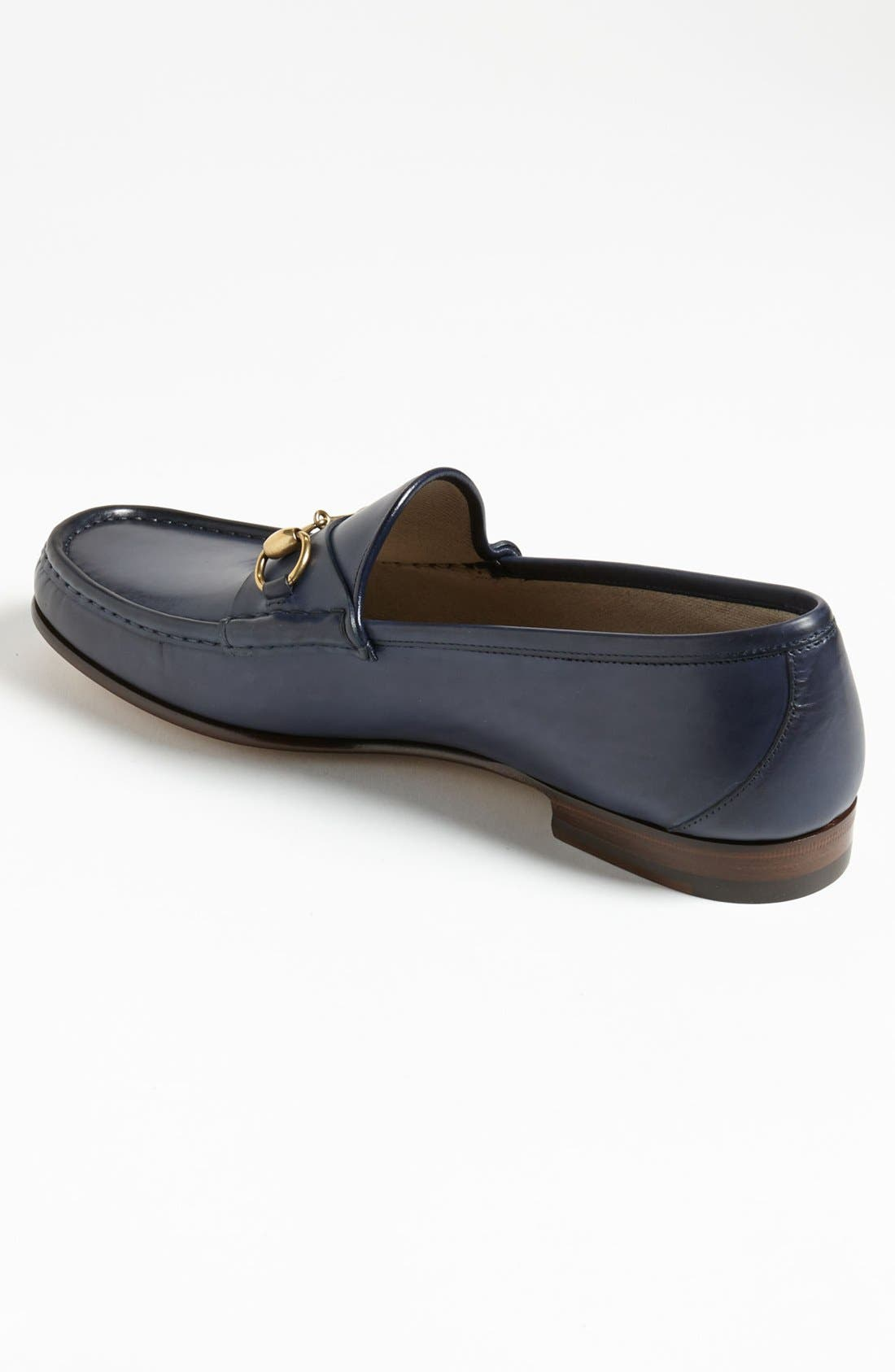 'Roos' Bit Loafer,                             Alternate thumbnail 8, color,