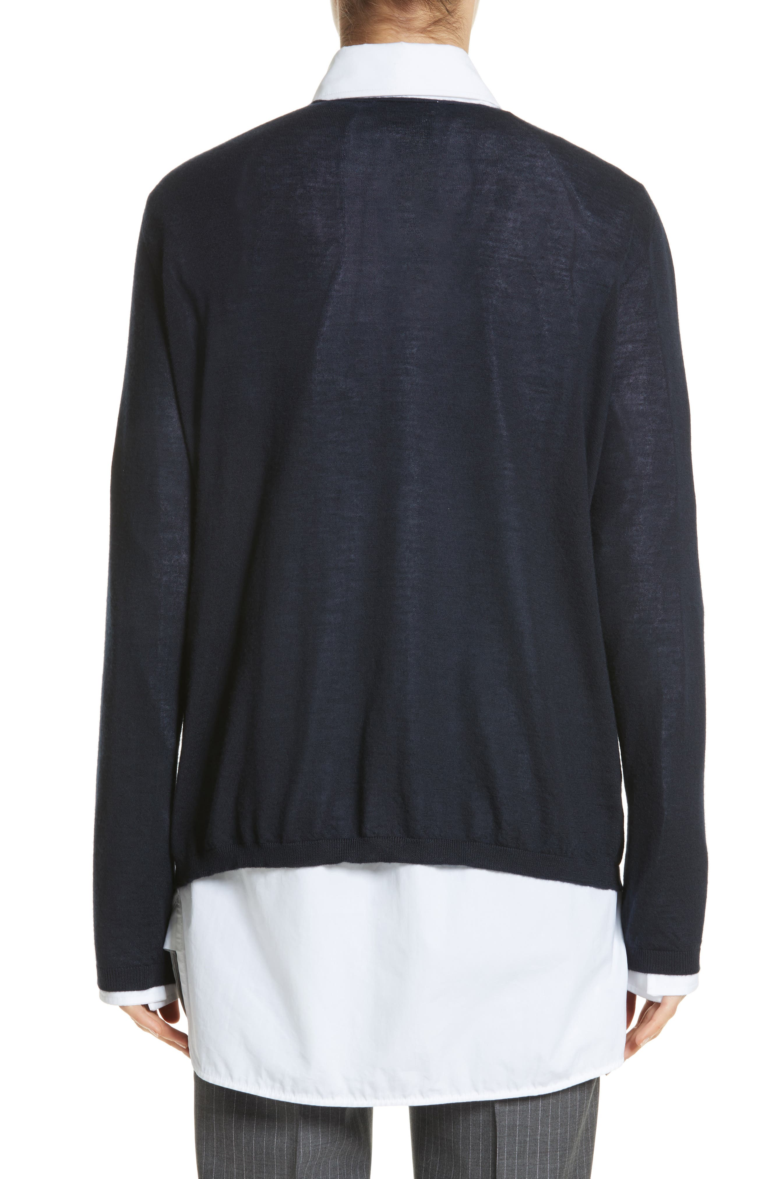 Vela Cashmere Sweater,                             Alternate thumbnail 2, color,                             411
