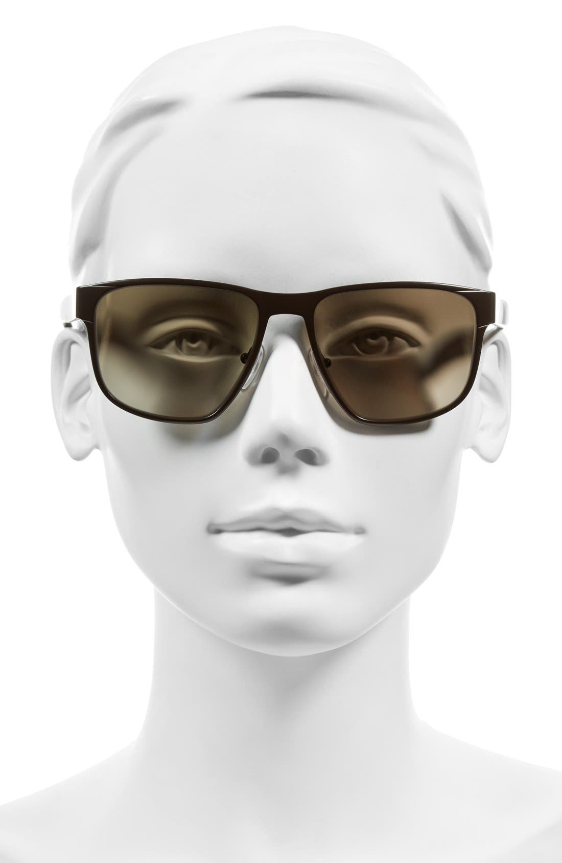 55mm Sunglasses,                             Alternate thumbnail 4, color,