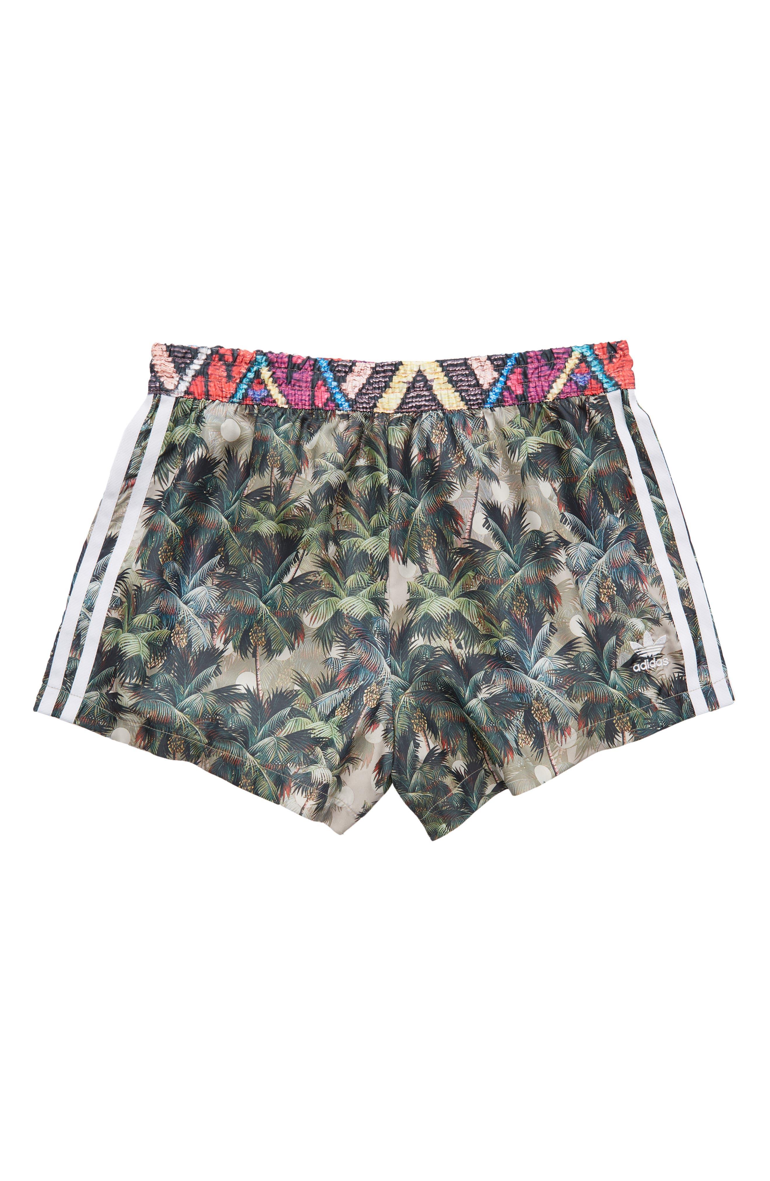 High Waist Shorts,                             Alternate thumbnail 5, color,                             300
