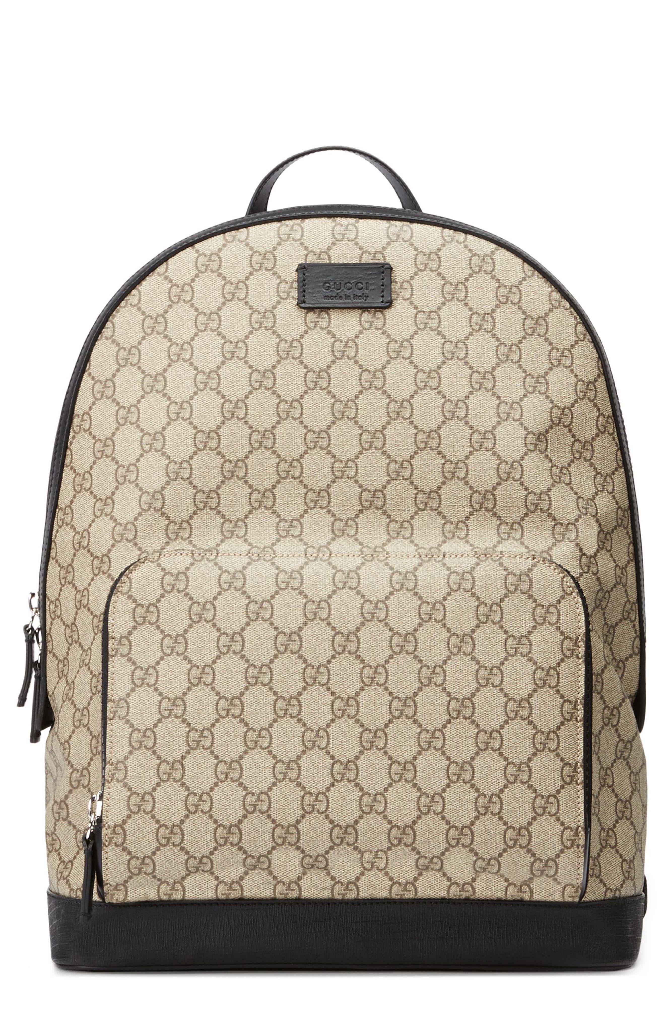 Eden Canvas Backpack,                         Main,                         color, 200