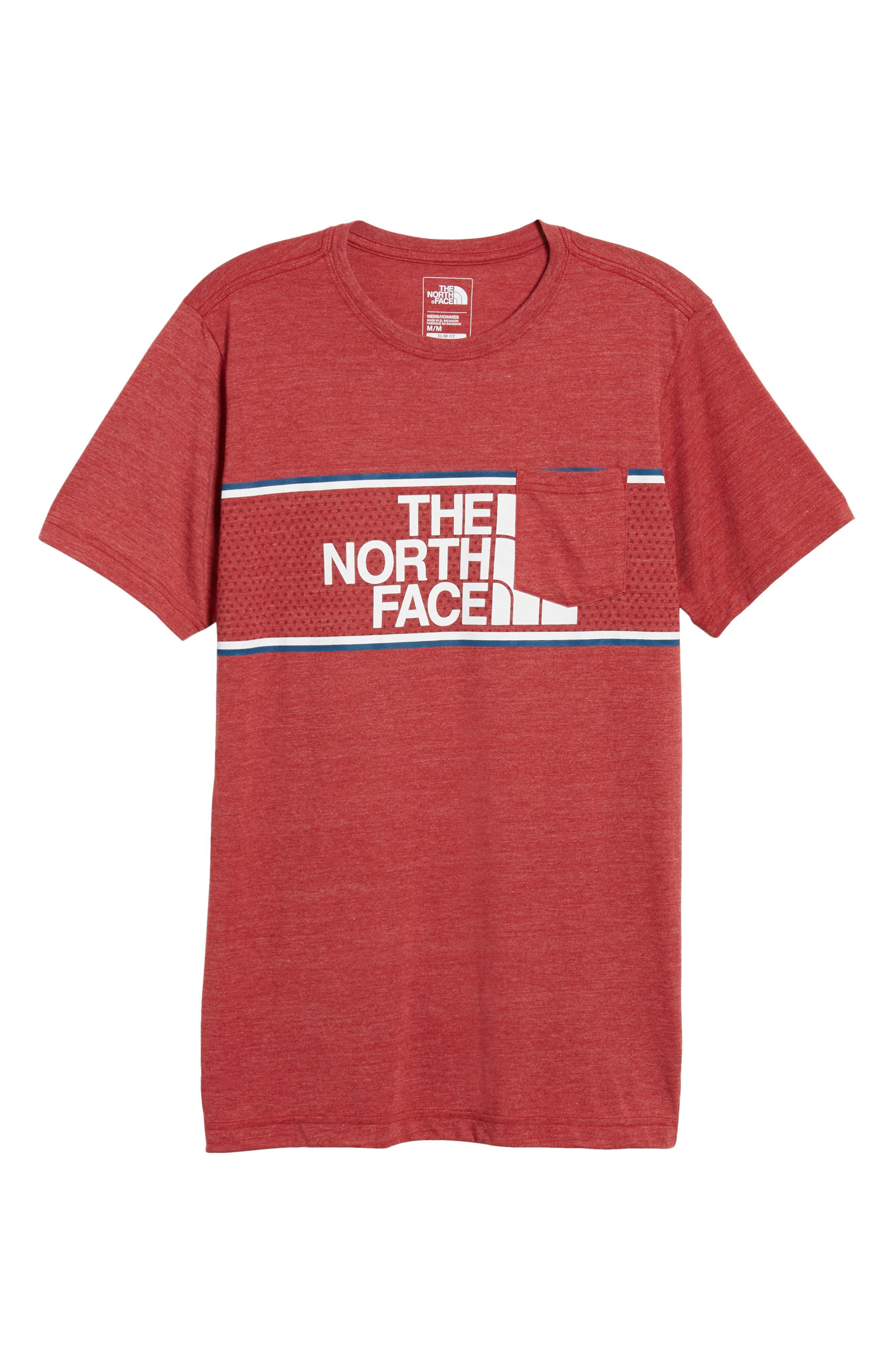 Americana Crewneck T-Shirt,                             Alternate thumbnail 23, color,