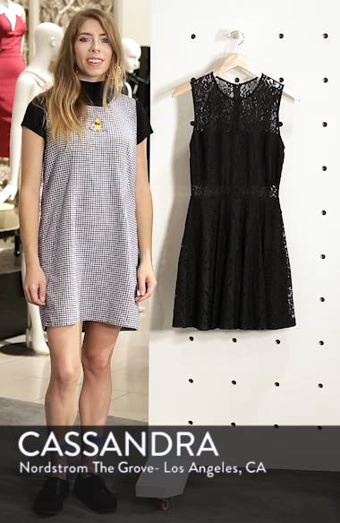 Lace Skater Dress, sales video thumbnail