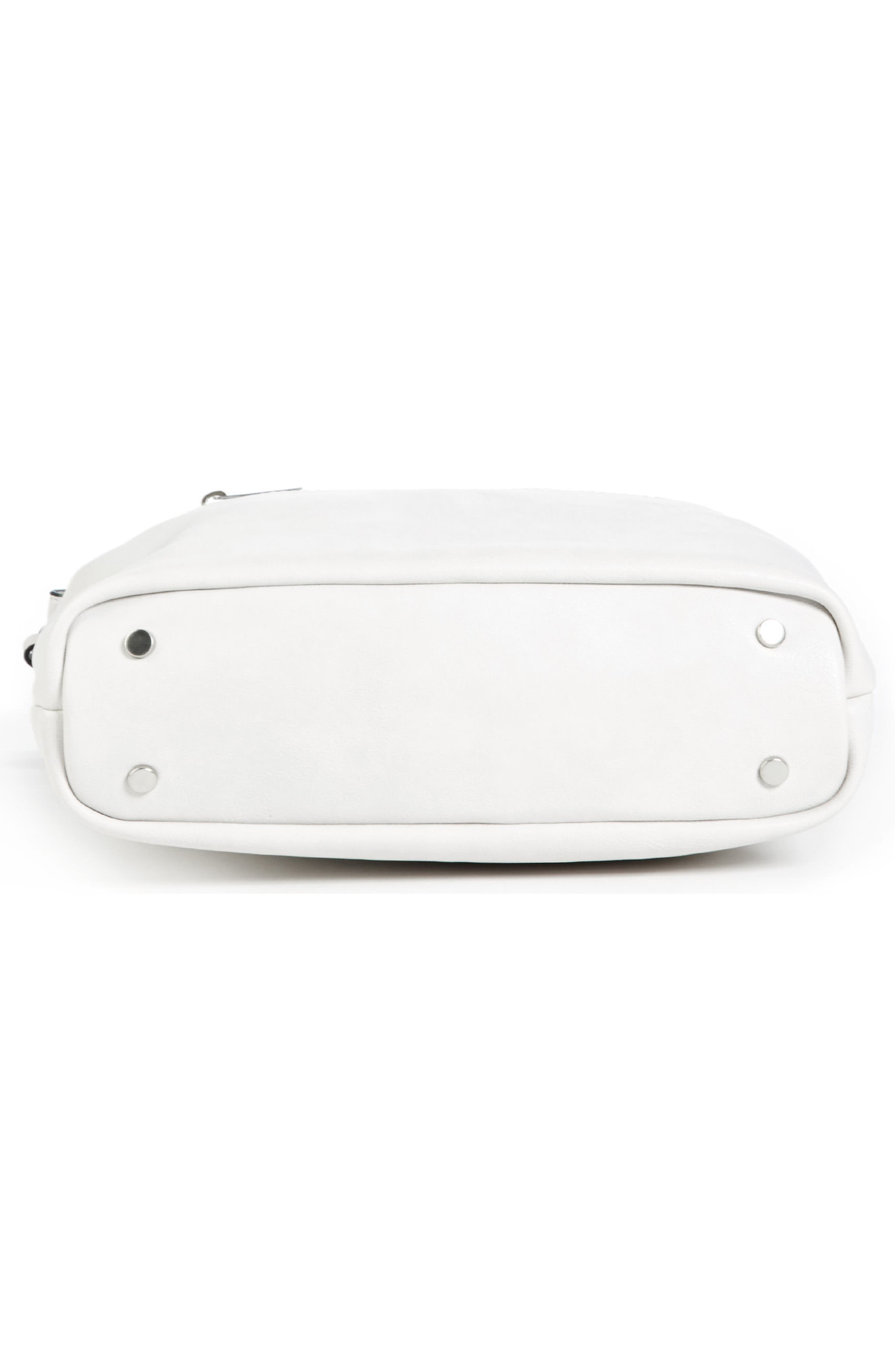 Karon Faux Leather Shoulder Bag,                             Alternate thumbnail 5, color,                             104