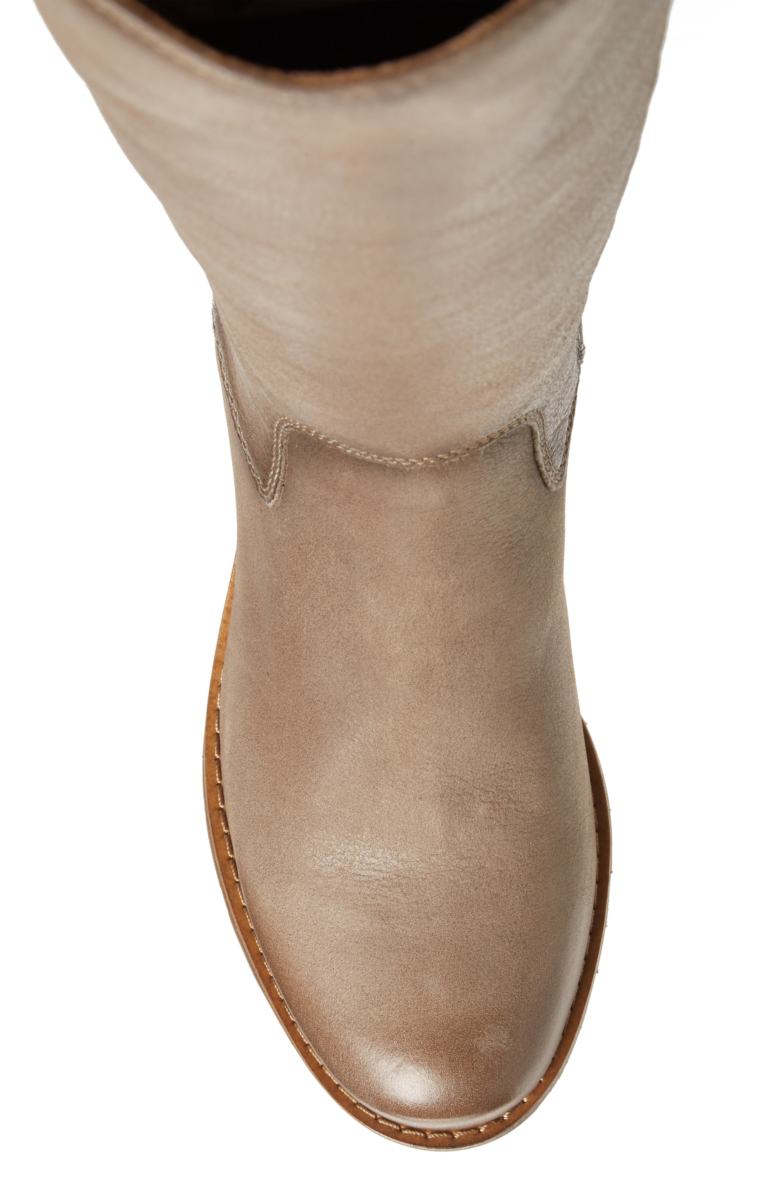 'Sharnell' Riding Boot,                             Alternate thumbnail 5, color,                             030