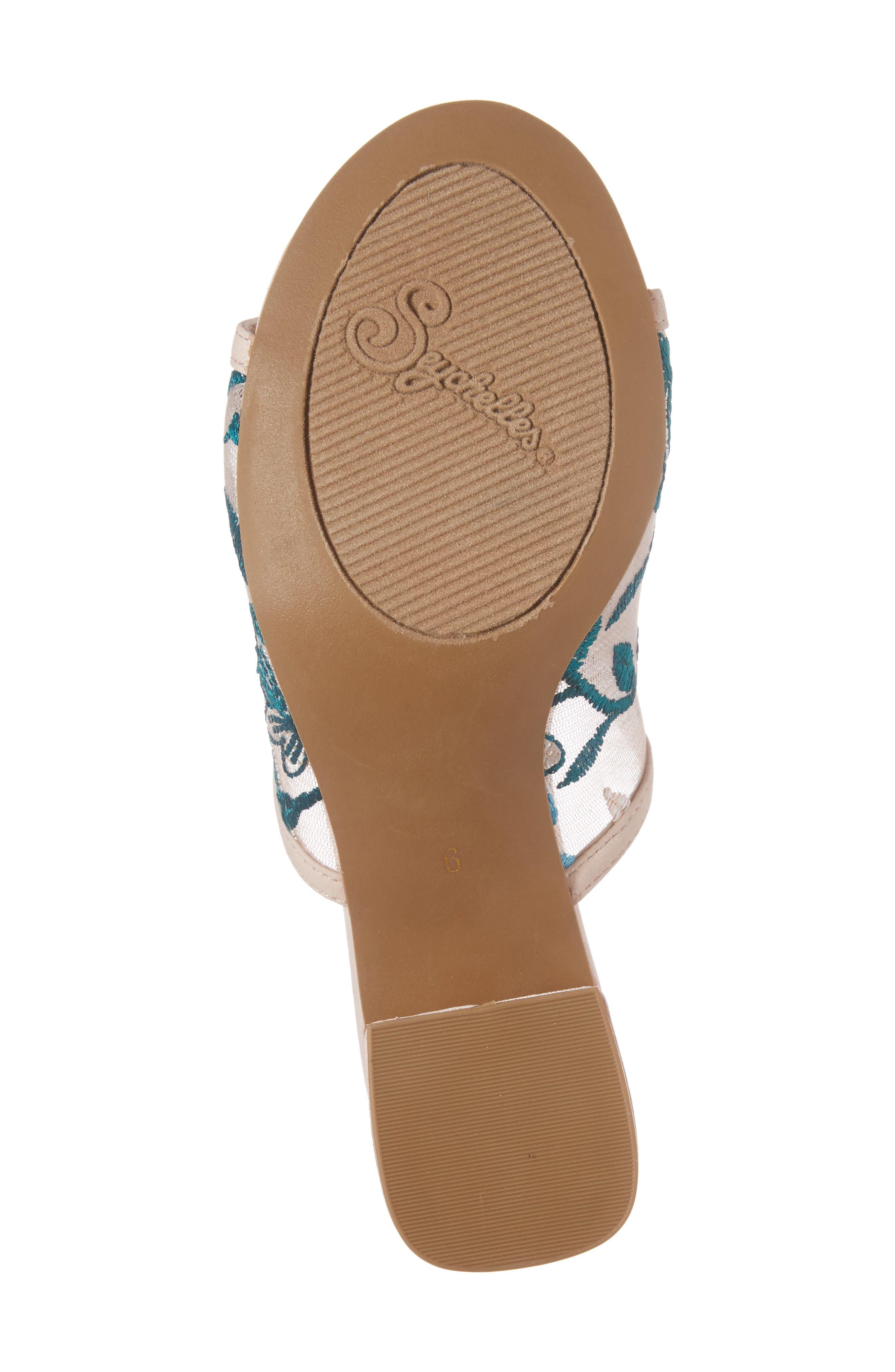 Nursery Block Heel Sandal,                             Alternate thumbnail 6, color,                             650