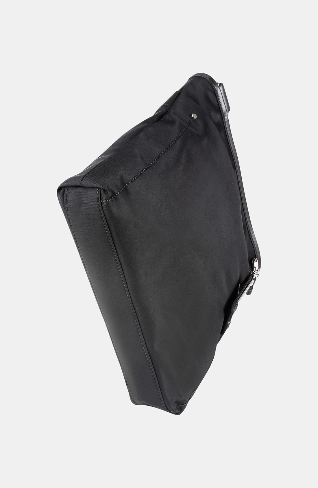 TUMI,                             'Voyageur - Capri' Crossbody Bag,                             Alternate thumbnail 4, color,                             001