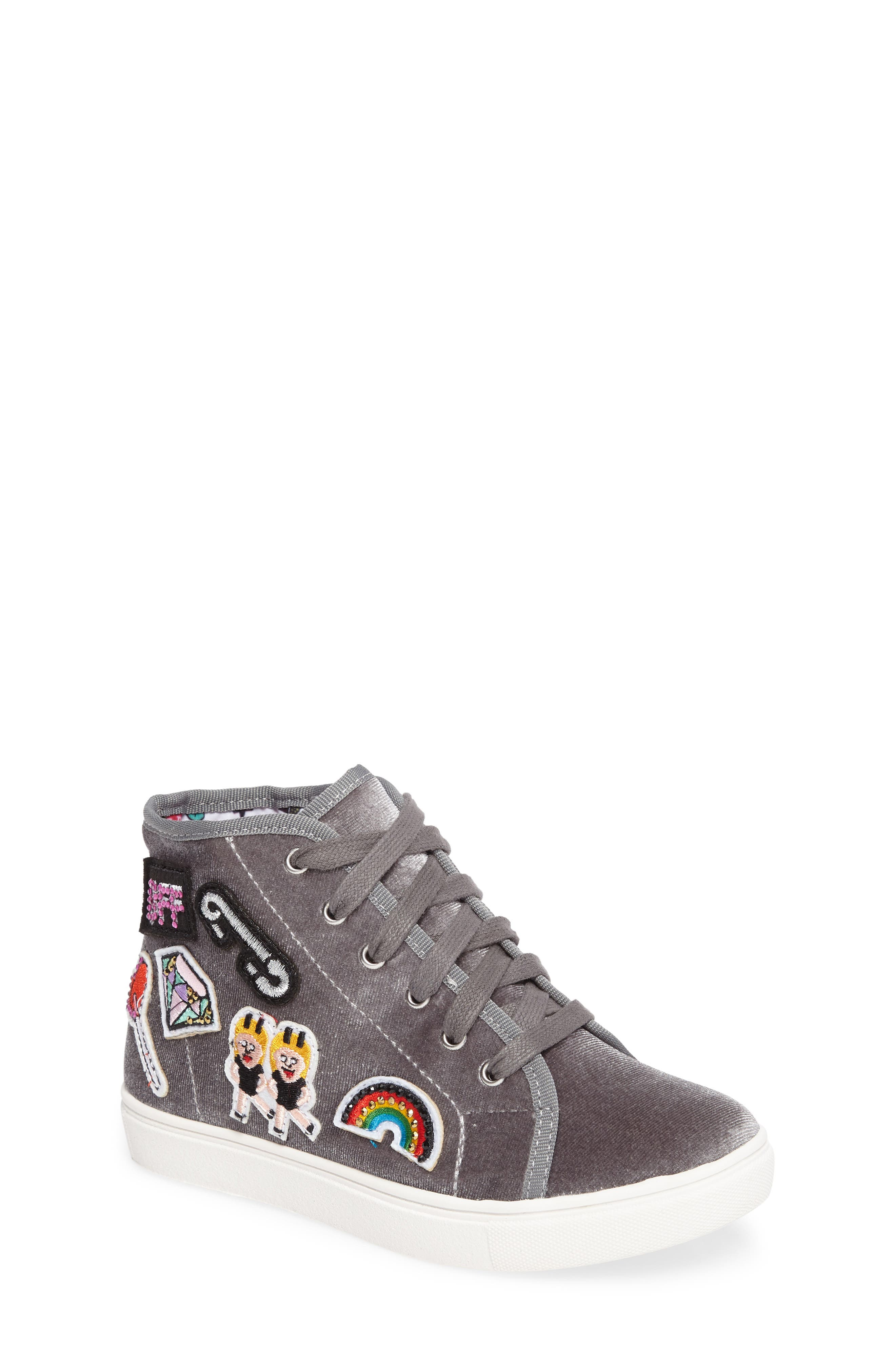 J-BFF High Top Sneaker,                         Main,                         color, 055