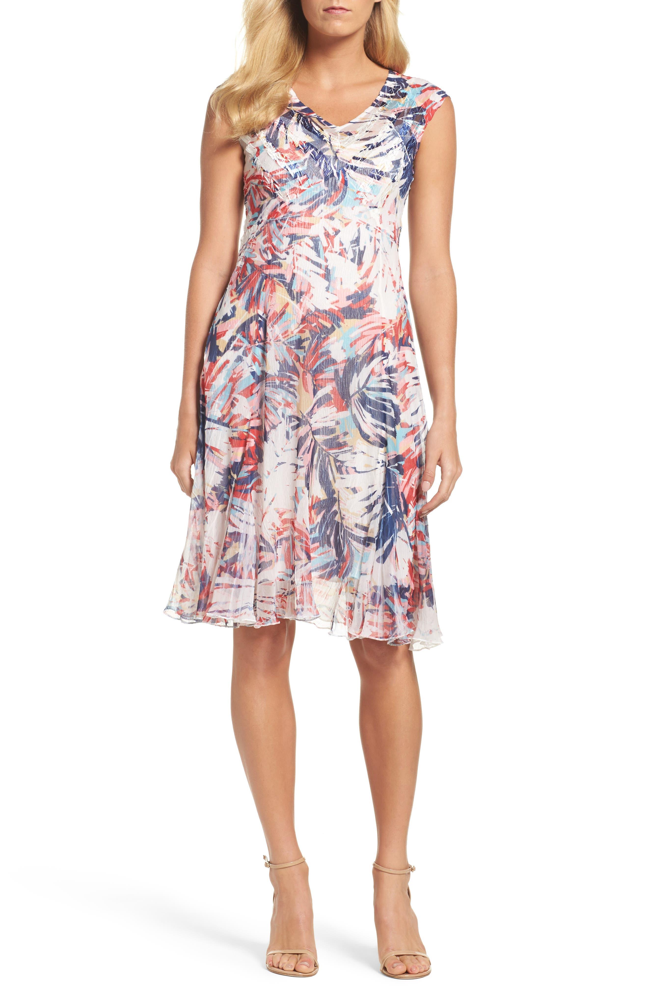 A-Line Dress,                             Alternate thumbnail 5, color,                             408