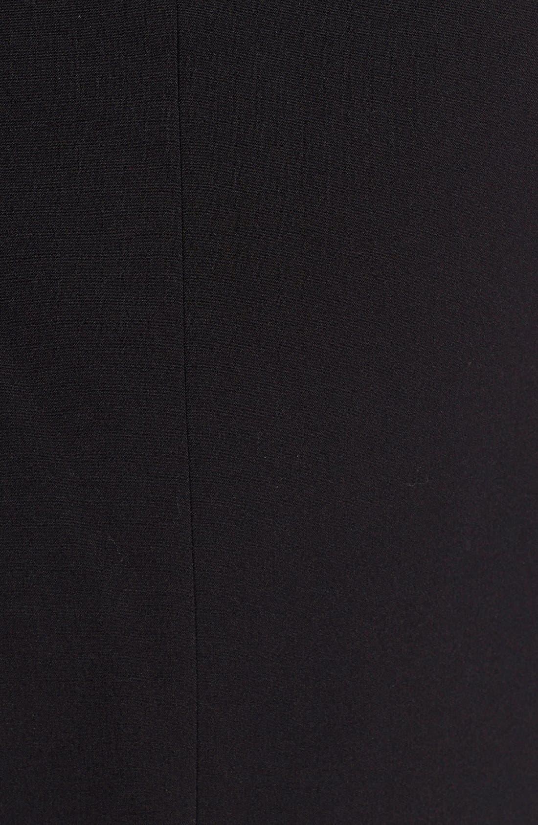 Suit Skirt,                             Alternate thumbnail 6, color,                             001