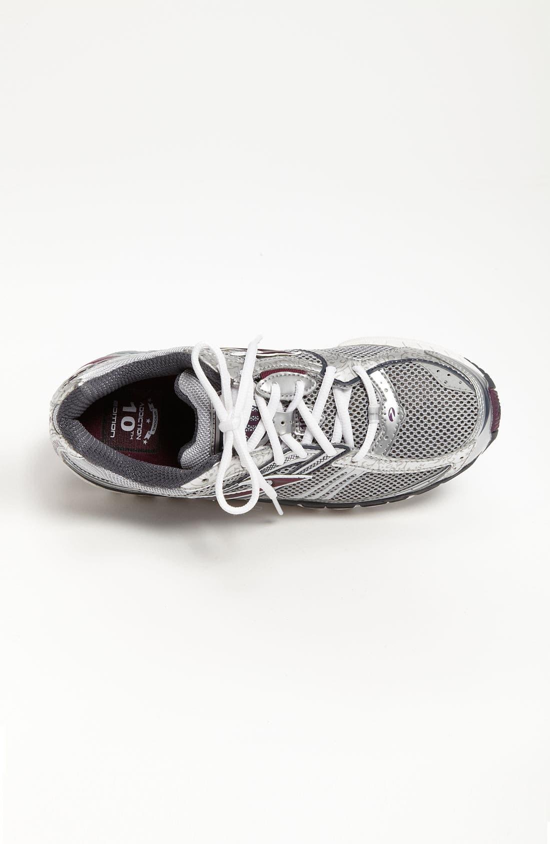 'Addiction 10' Running Shoe,                             Alternate thumbnail 4, color,                             099