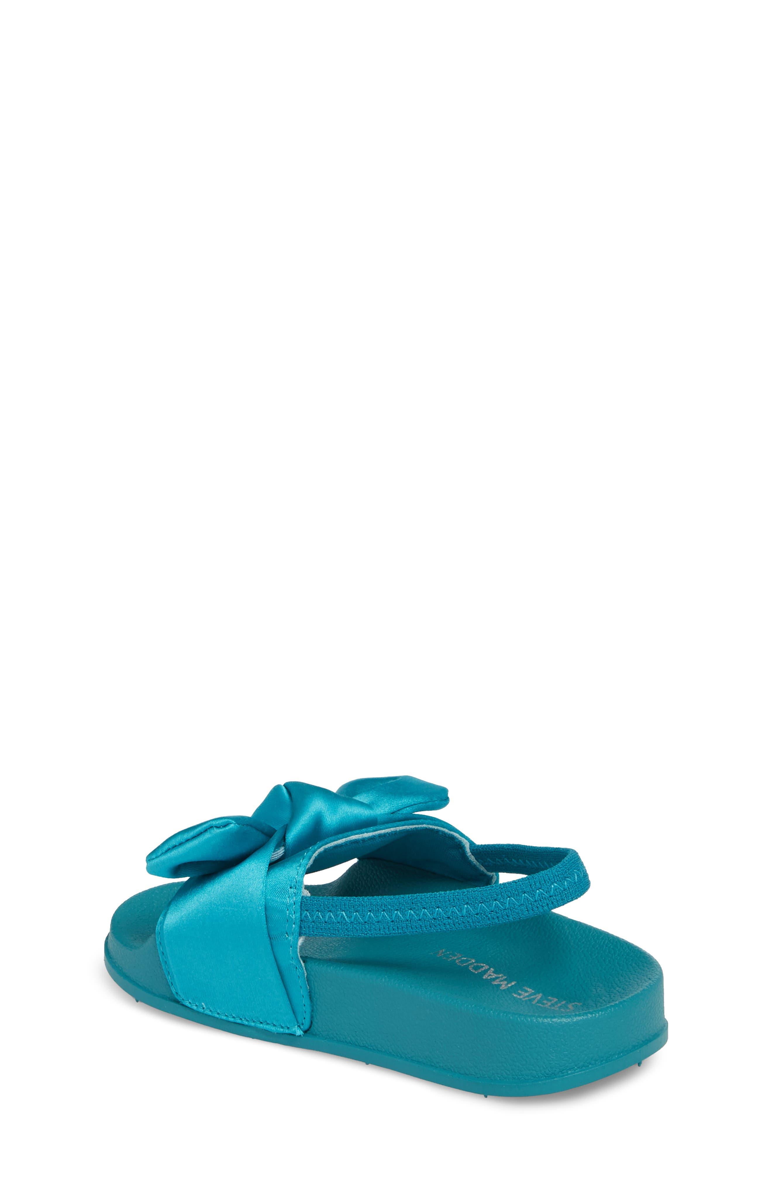 Tsilky Knotted Slide Sandal,                             Alternate thumbnail 7, color,