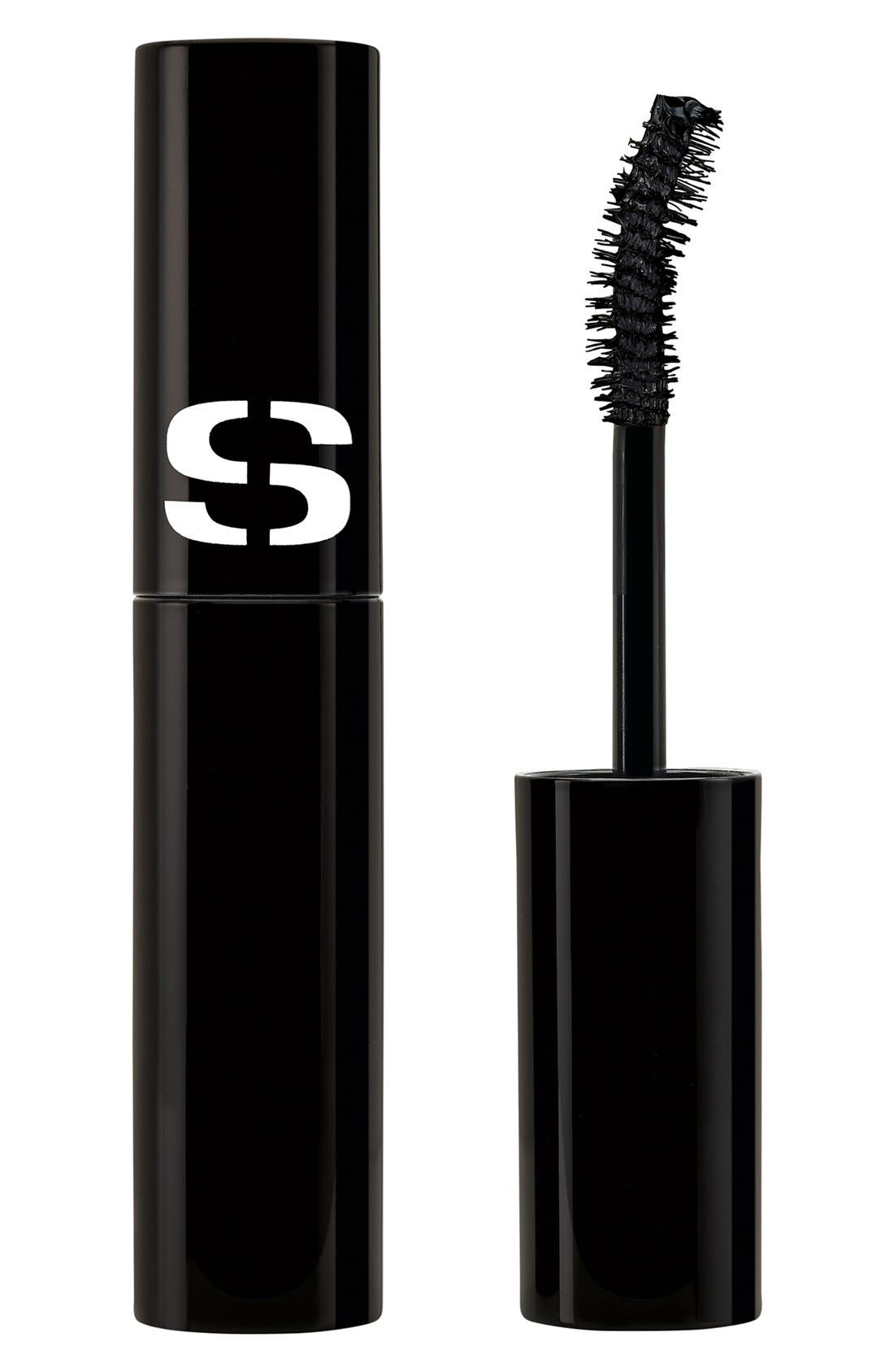 So Curl Mascara,                             Alternate thumbnail 2, color,                             DEEP BLACK