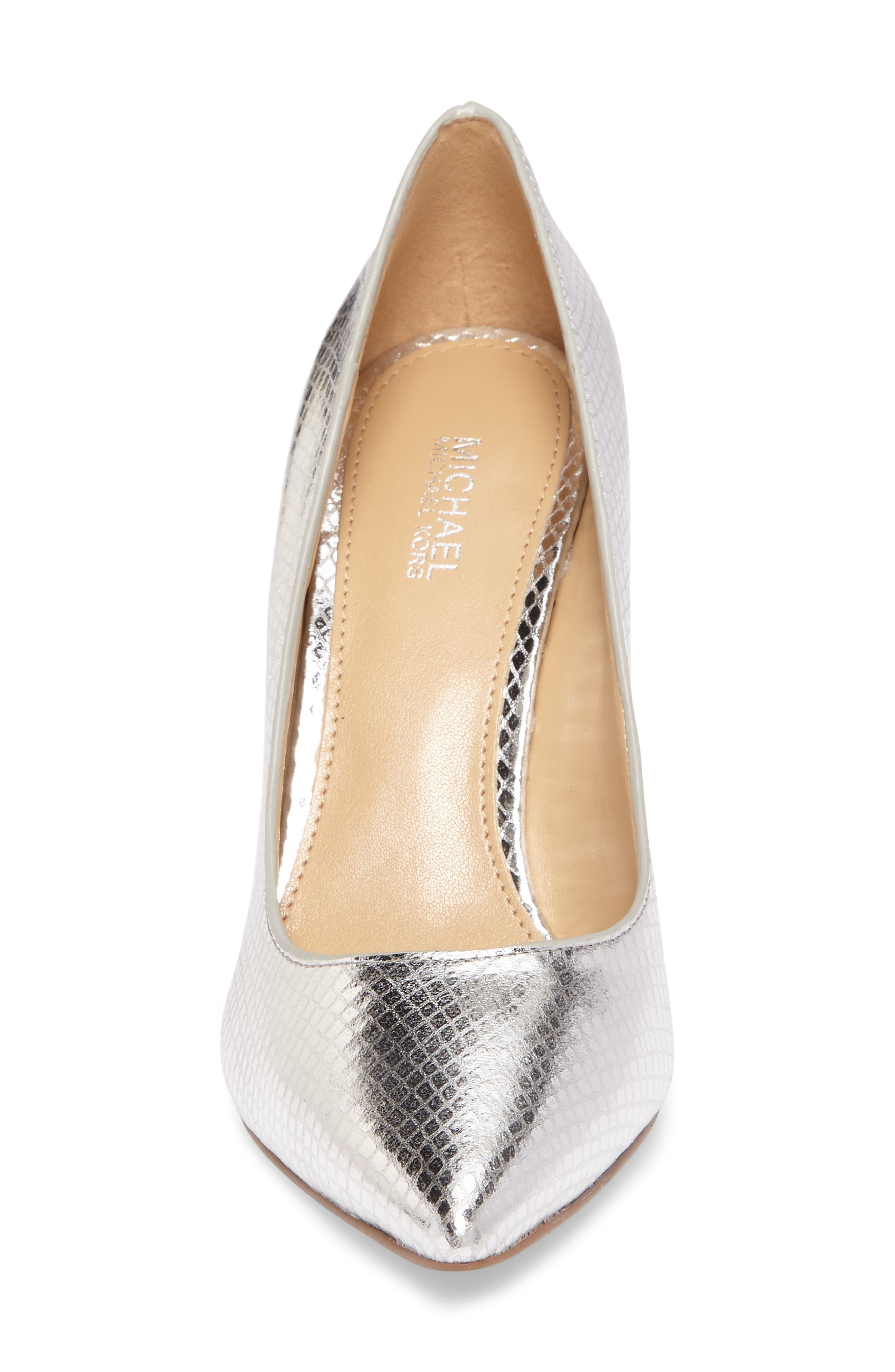 Claire Pointy Toe Pump,                             Alternate thumbnail 4, color,                             040