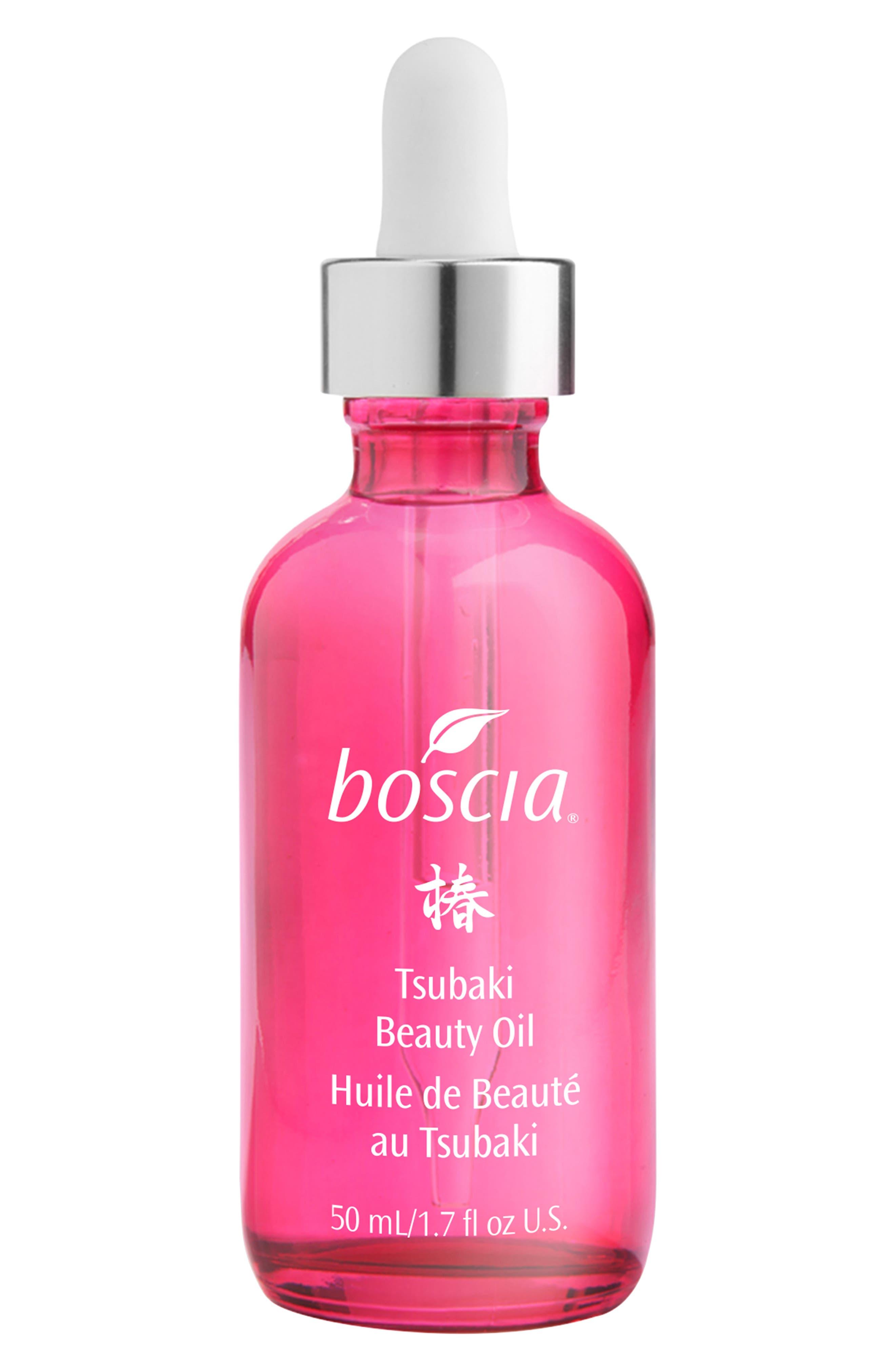 Tsubaki Beauty Oil,                             Main thumbnail 1, color,                             NO COLOR