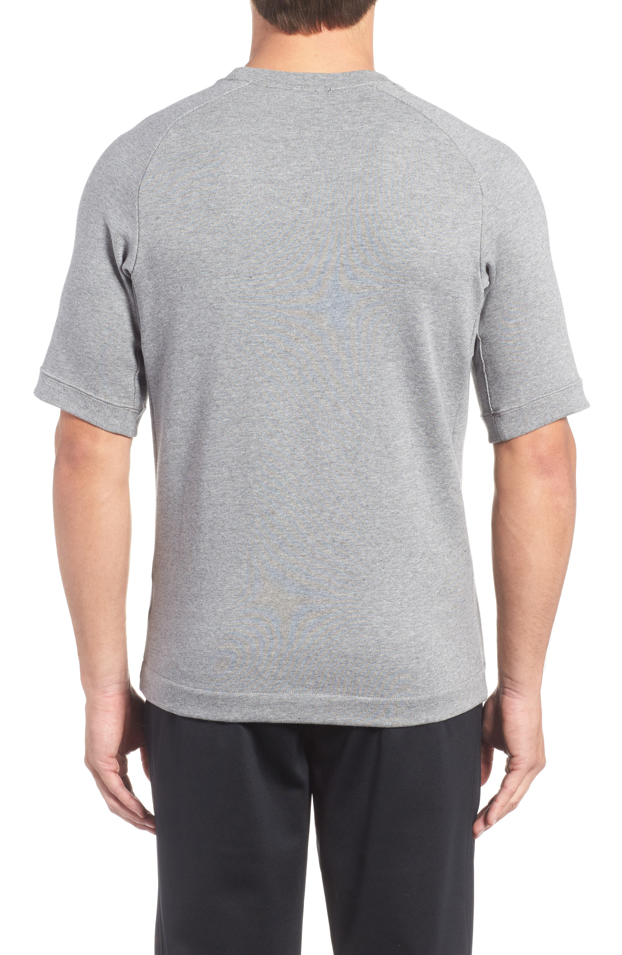 Sportswear Modern Crew T-Shirt,                             Alternate thumbnail 3, color,