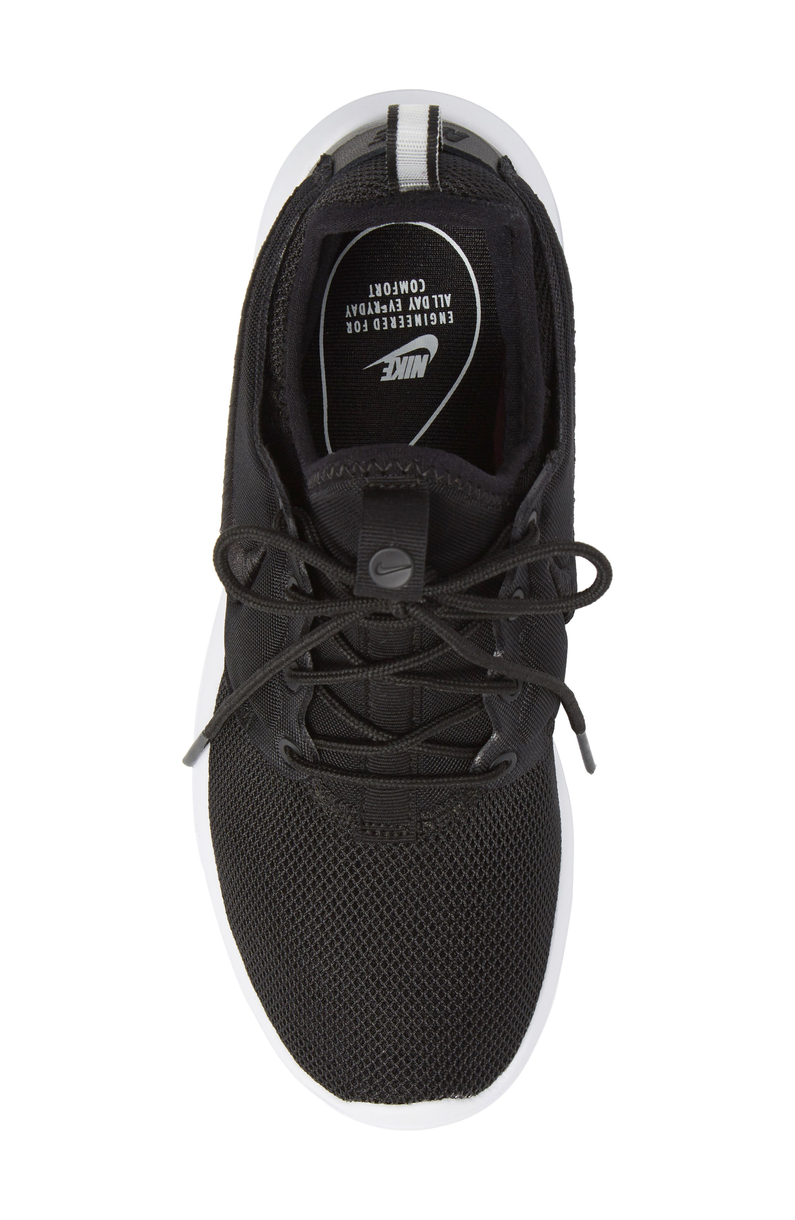 Roshe Two Breathe Sneaker,                             Alternate thumbnail 5, color,                             001