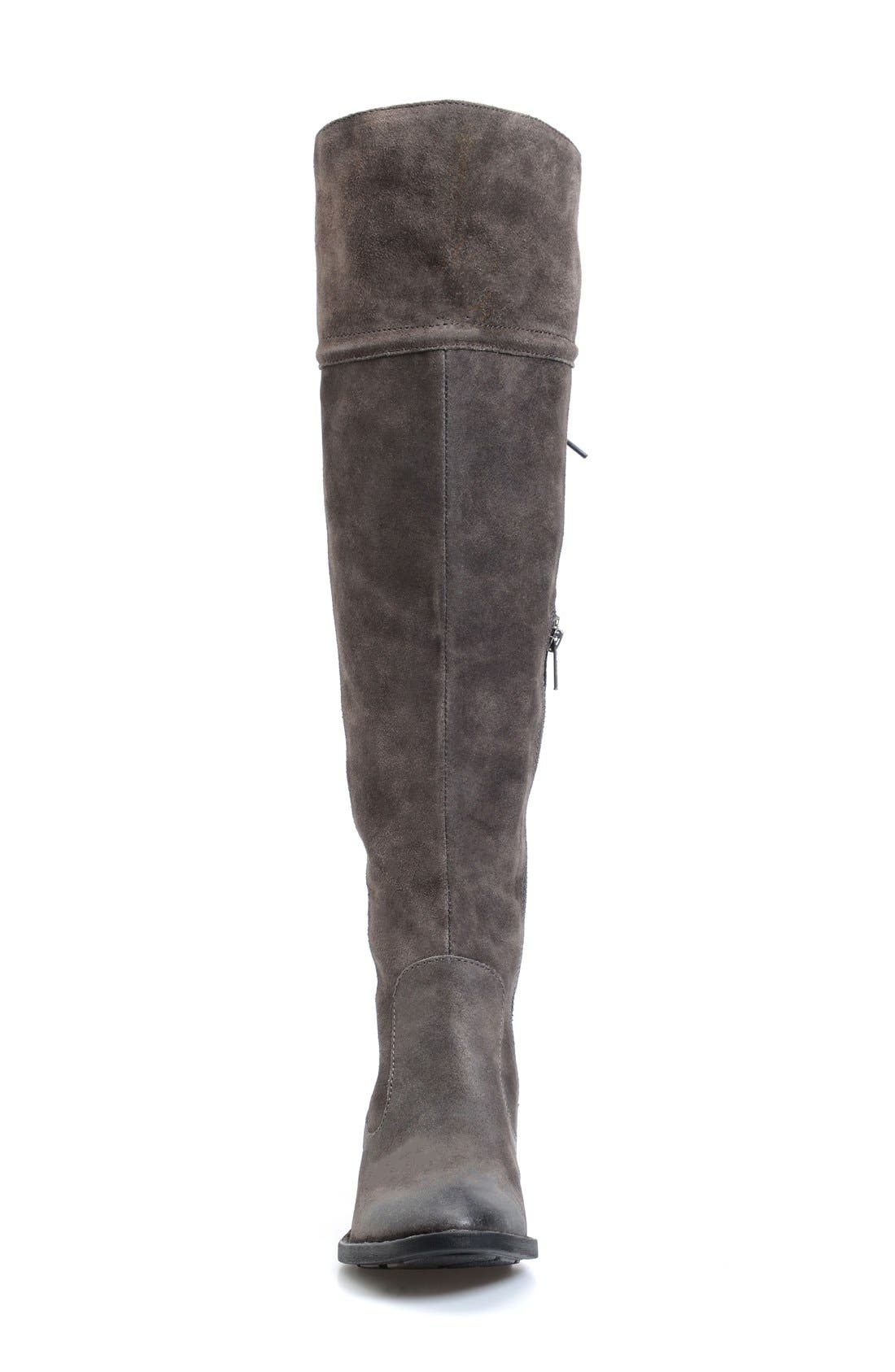Gallinara Over the Knee Boot,                             Alternate thumbnail 8, color,