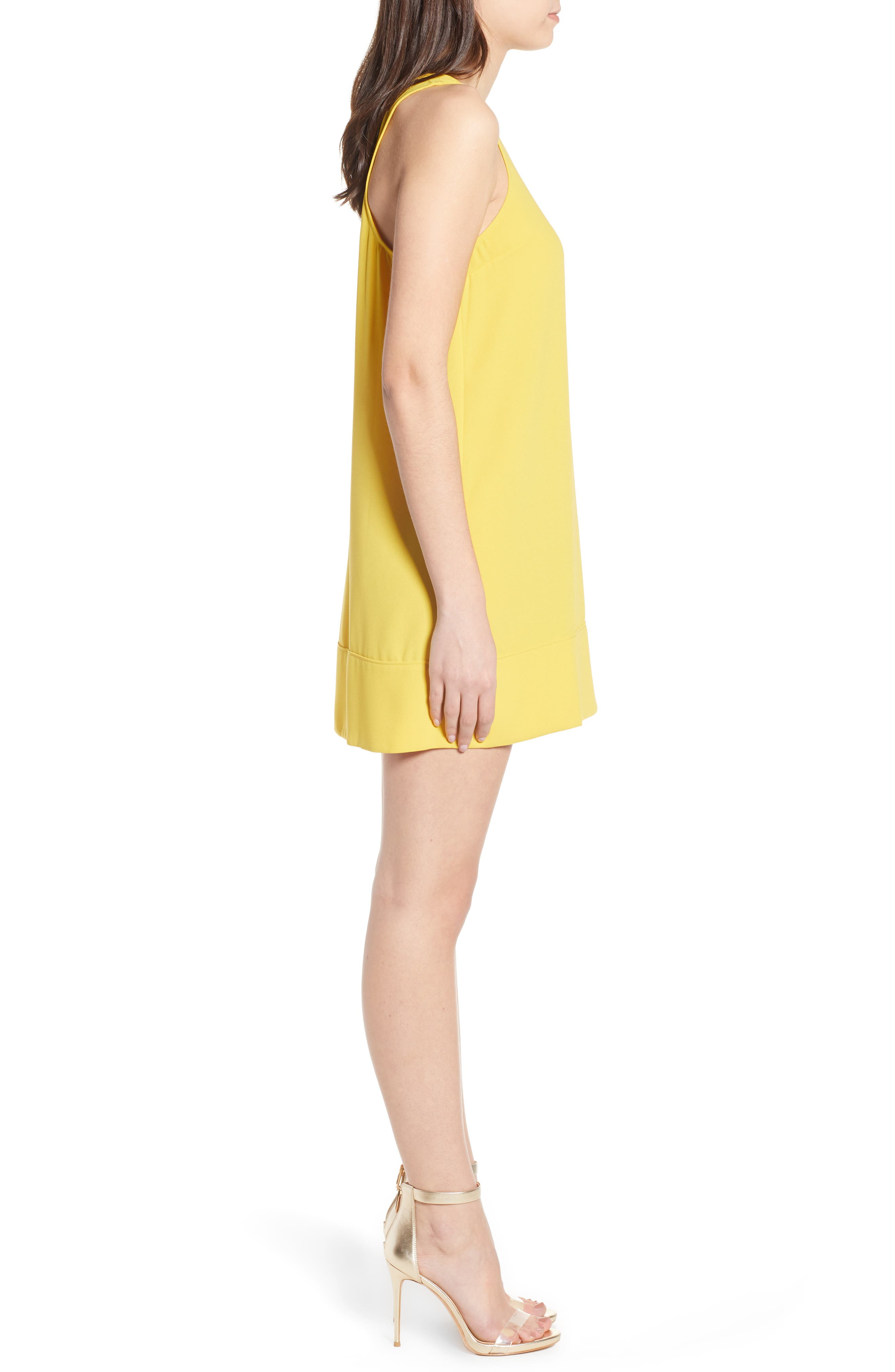 Racerback Shift Dress,                             Alternate thumbnail 103, color,