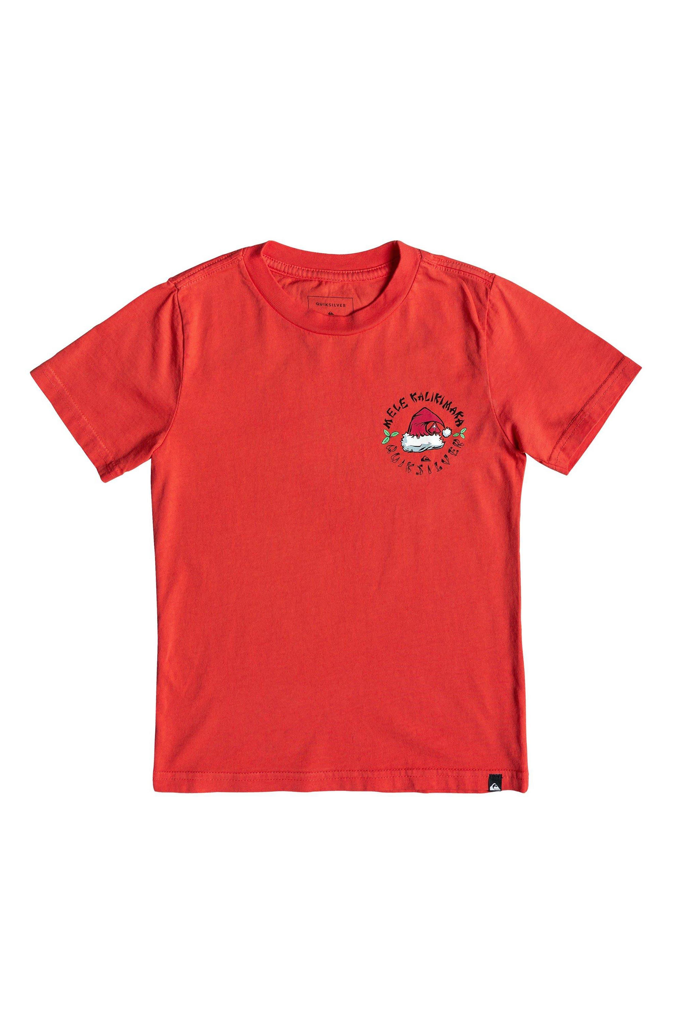 Snow Beanie T-Shirt, Main, color, 625