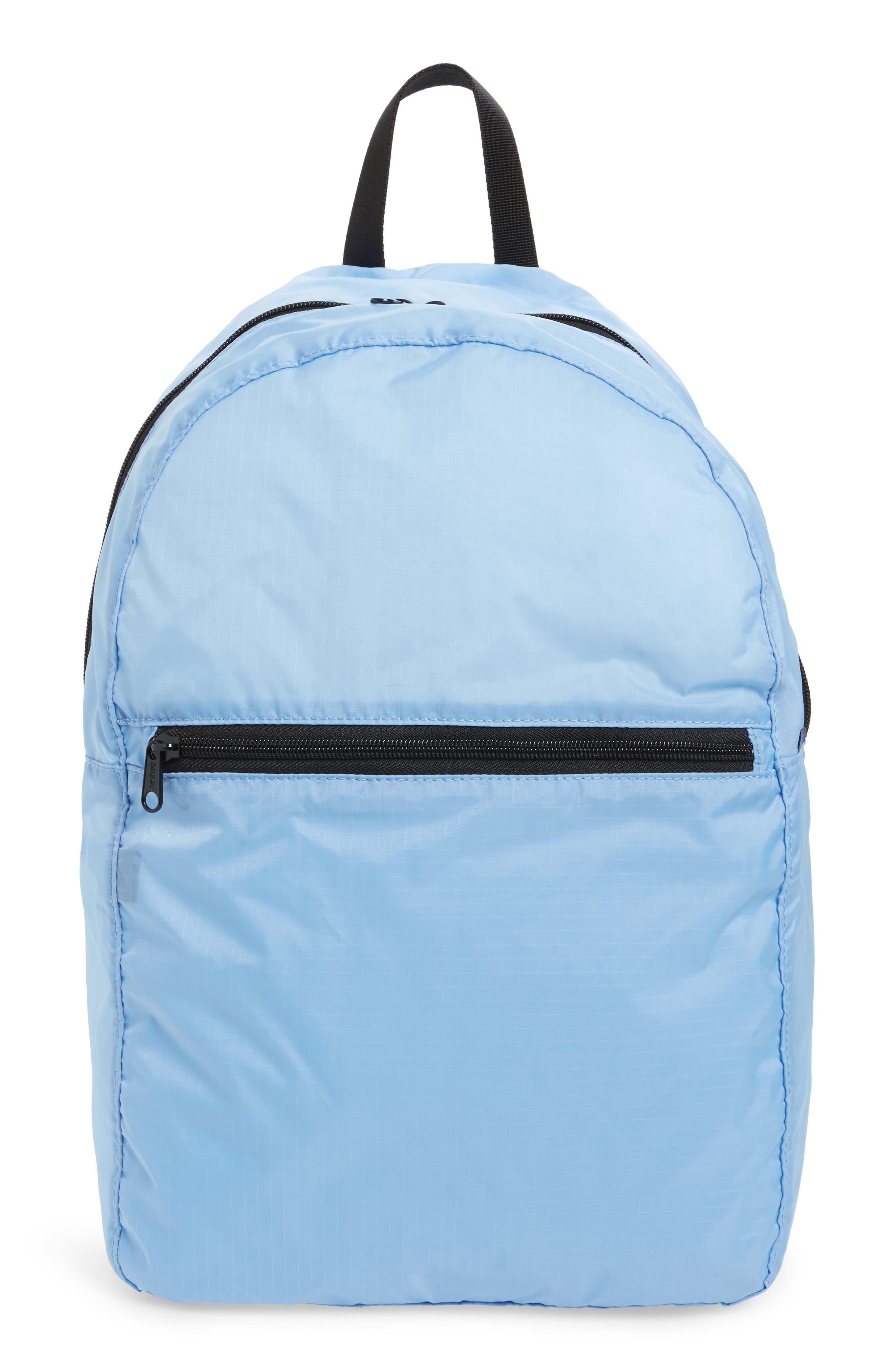Ripstop Nylon Backpack,                             Main thumbnail 3, color,