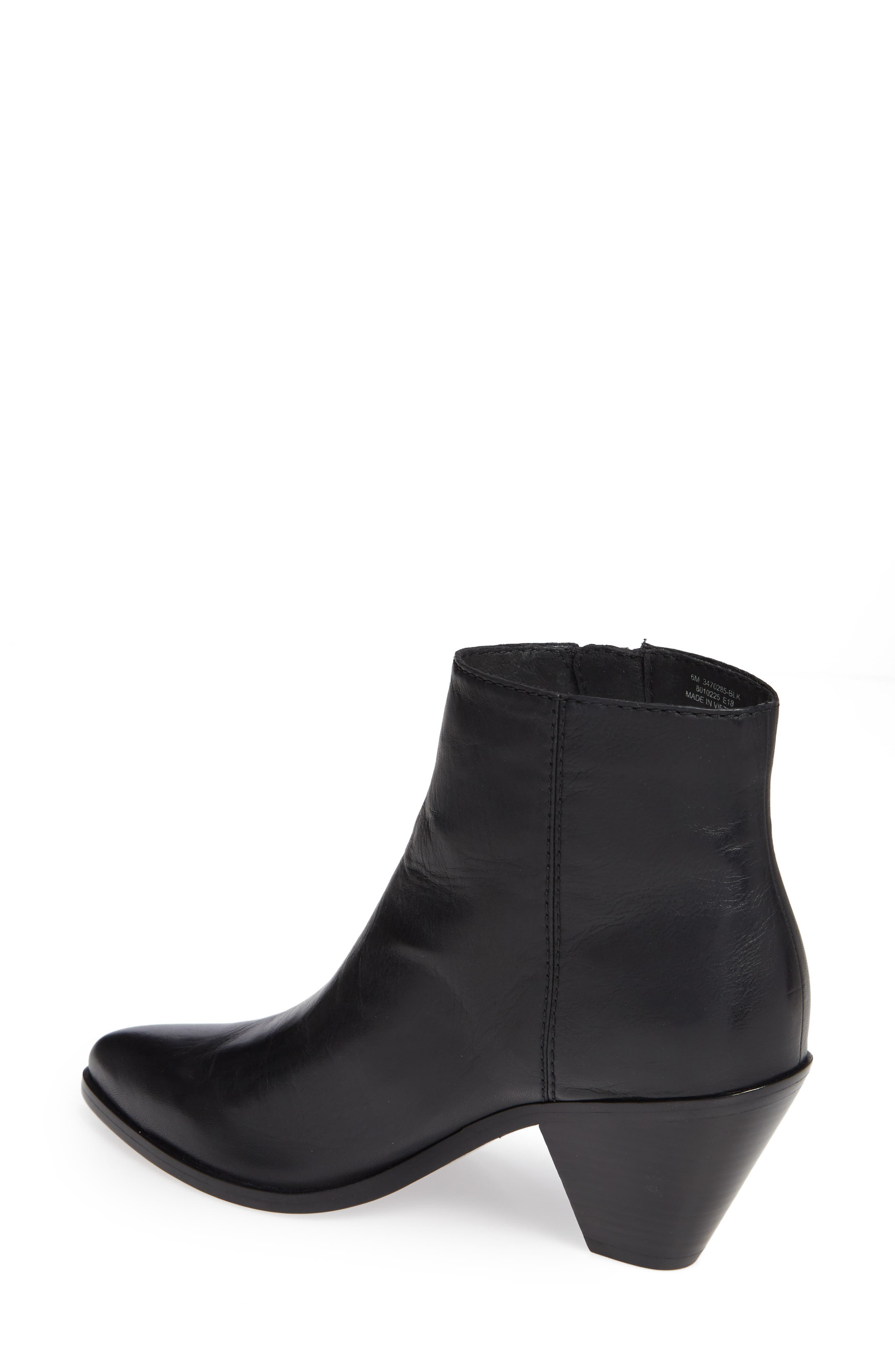 Lila Pointy Toe Bootie,                             Alternate thumbnail 2, color,                             001