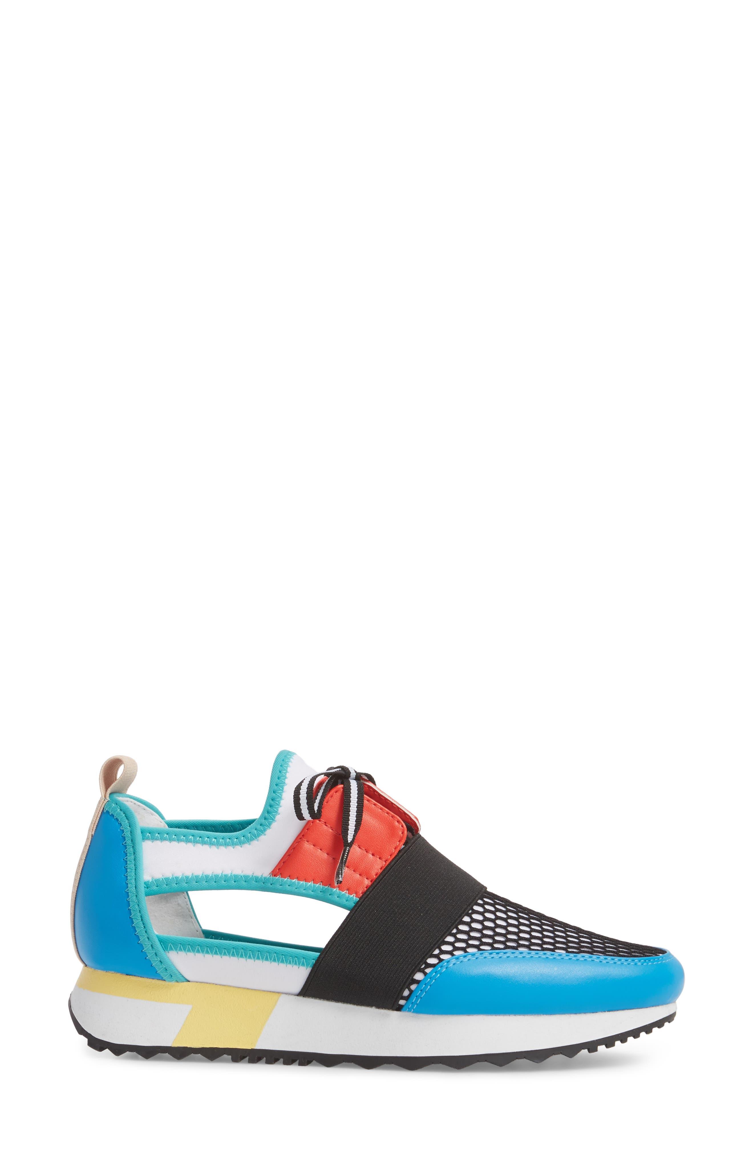 Arctic Sneaker,                             Alternate thumbnail 3, color,                             BRIGHT MULTI