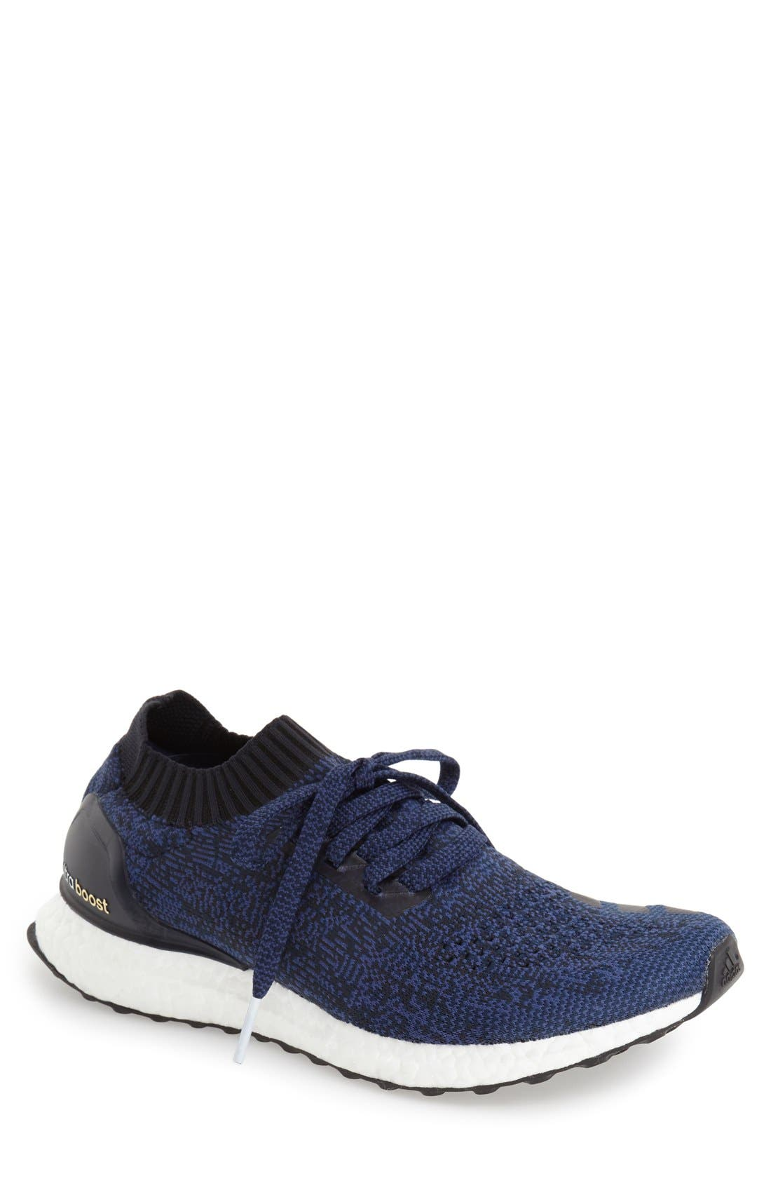 'UltraBoost Uncaged' Running Shoe,                             Main thumbnail 9, color,
