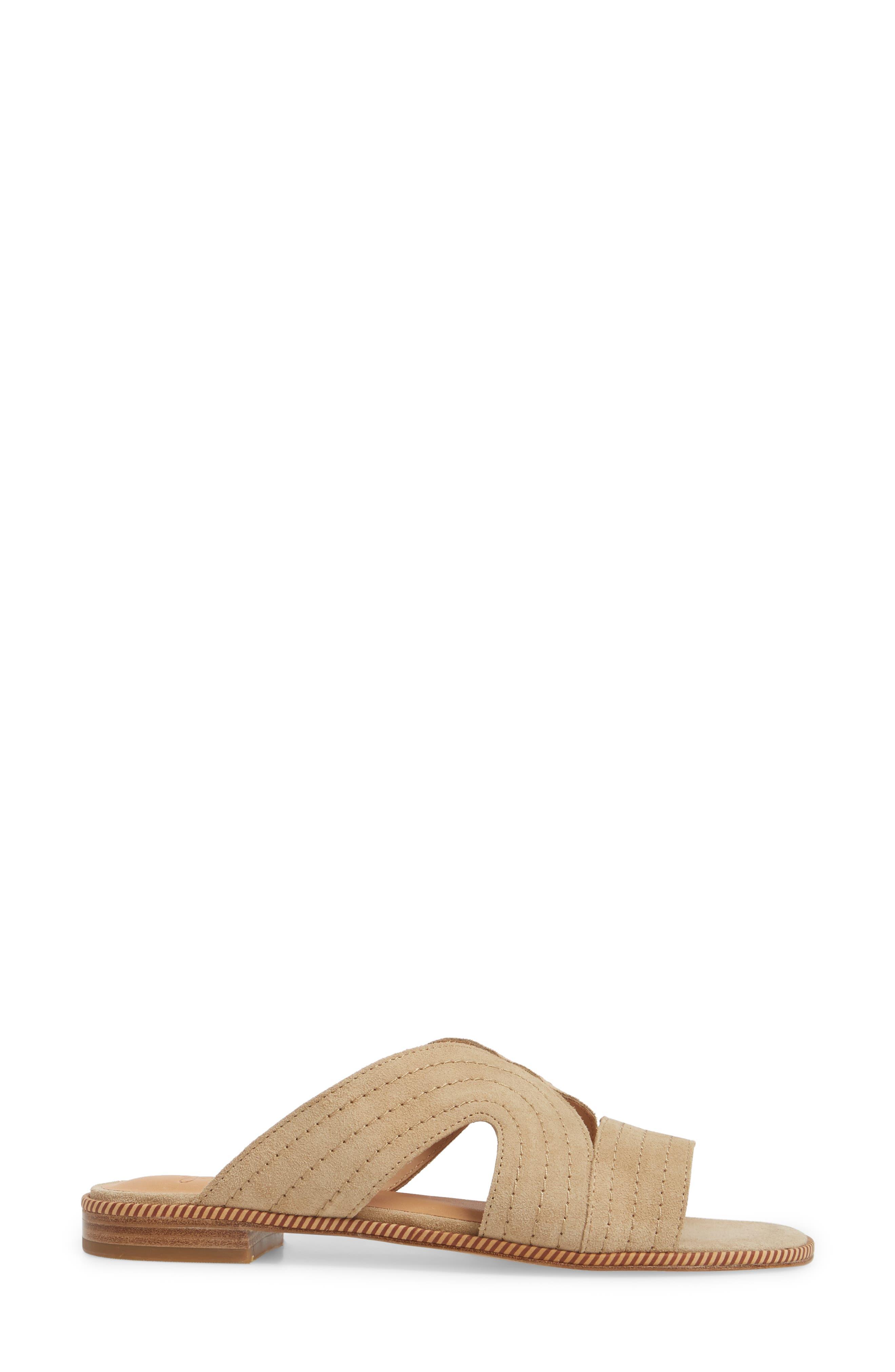 Paetyn Slide Sandal,                             Alternate thumbnail 3, color,                             250
