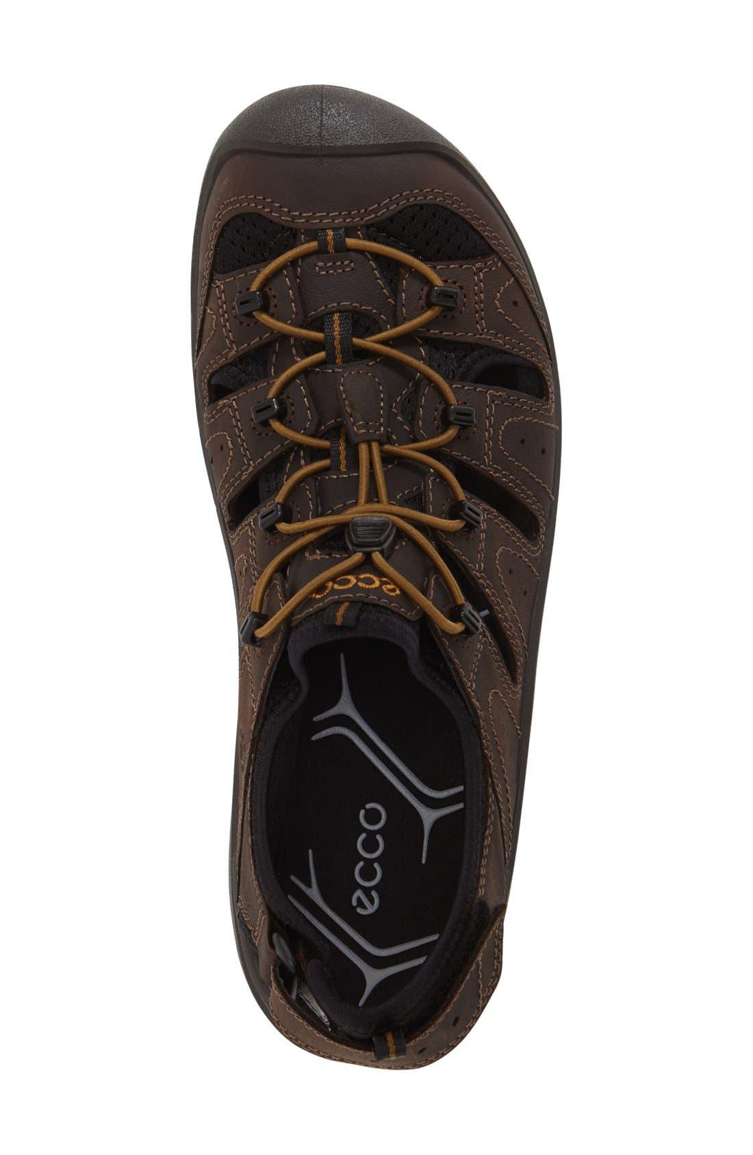 'BIOM Delta Offroad' Sandal,                             Alternate thumbnail 7, color,
