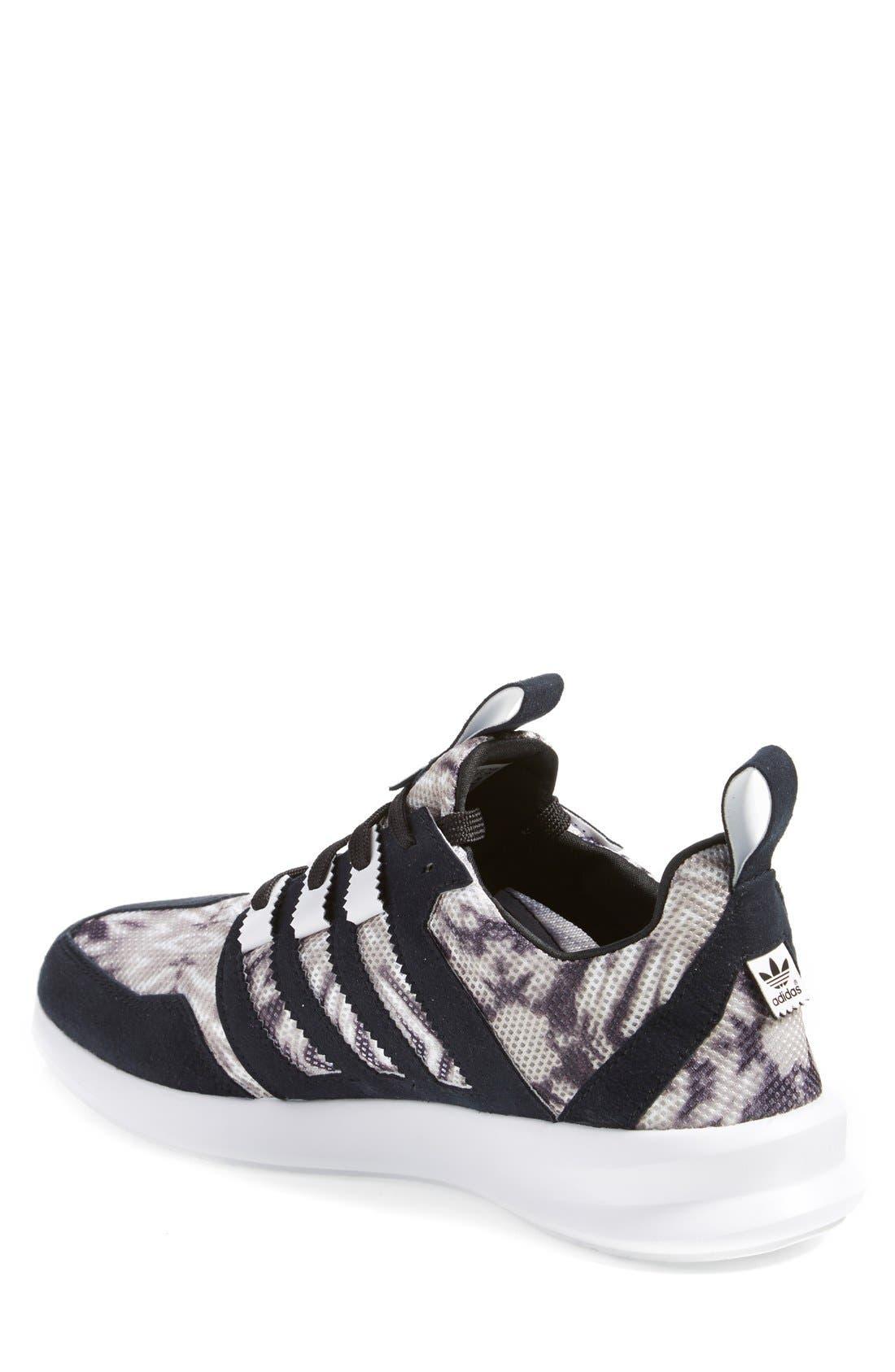 ADIDAS,                             'SL Loop Runner' Sneaker,                             Alternate thumbnail 3, color,                             001
