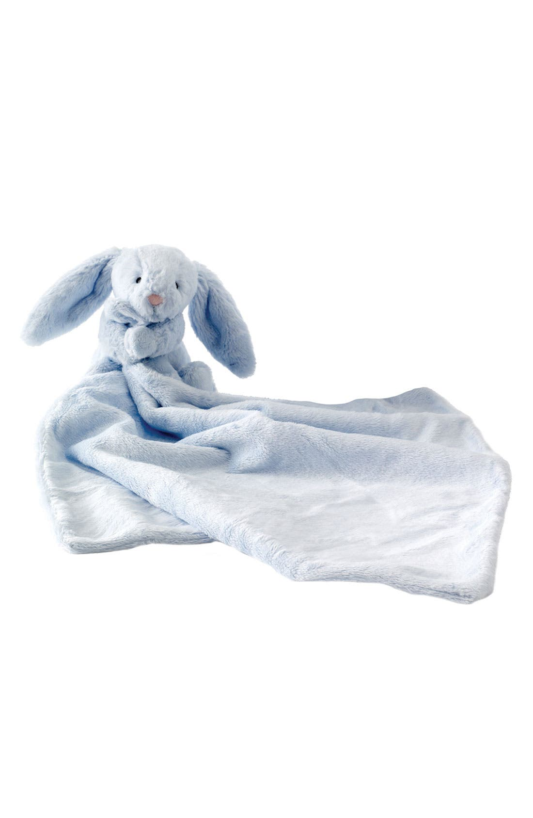 'Bunny Soother' Blanket,                             Main thumbnail 1, color,                             400
