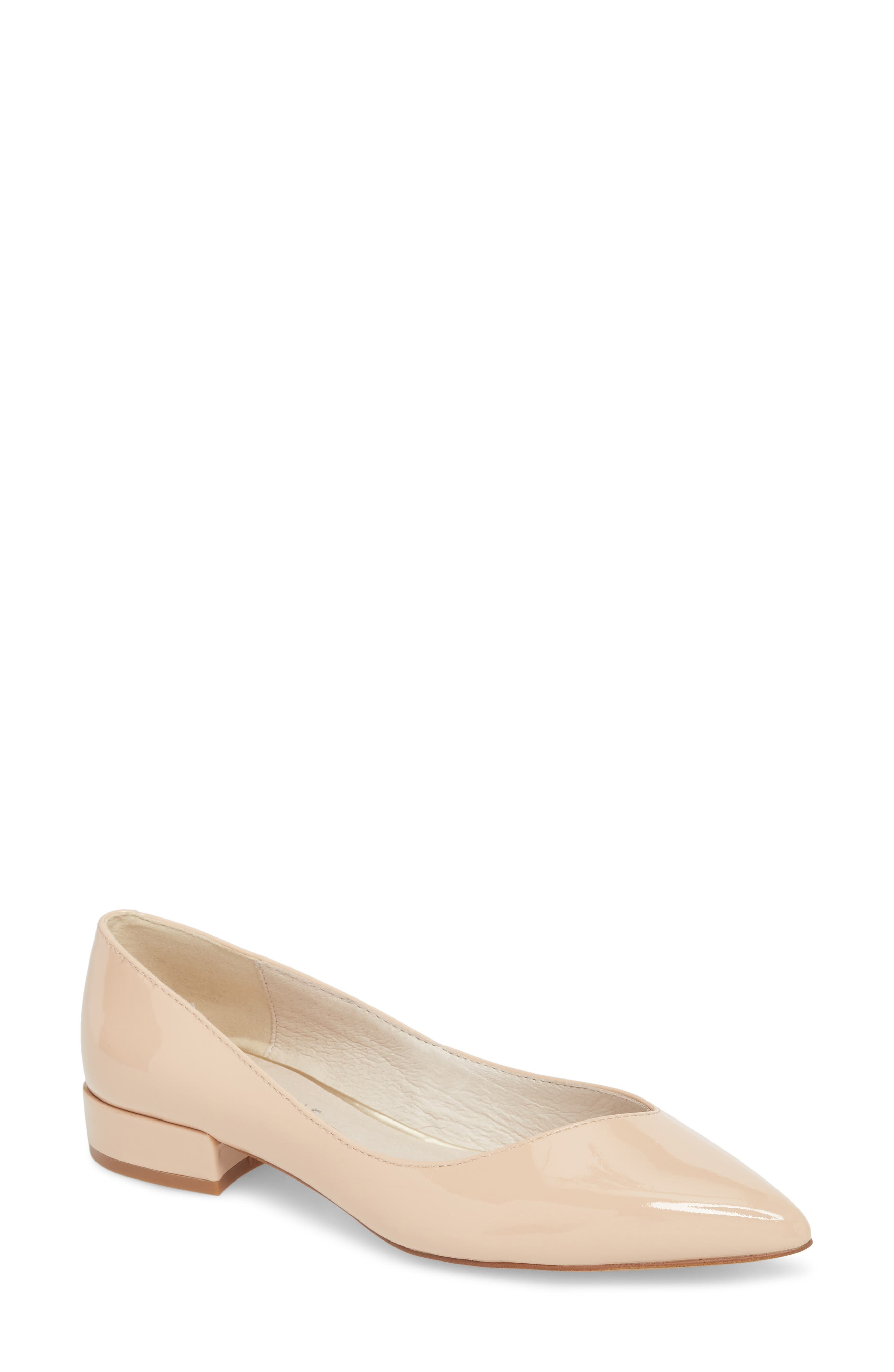 Ames Pointy Toe Flat,                         Main,                         color, 294