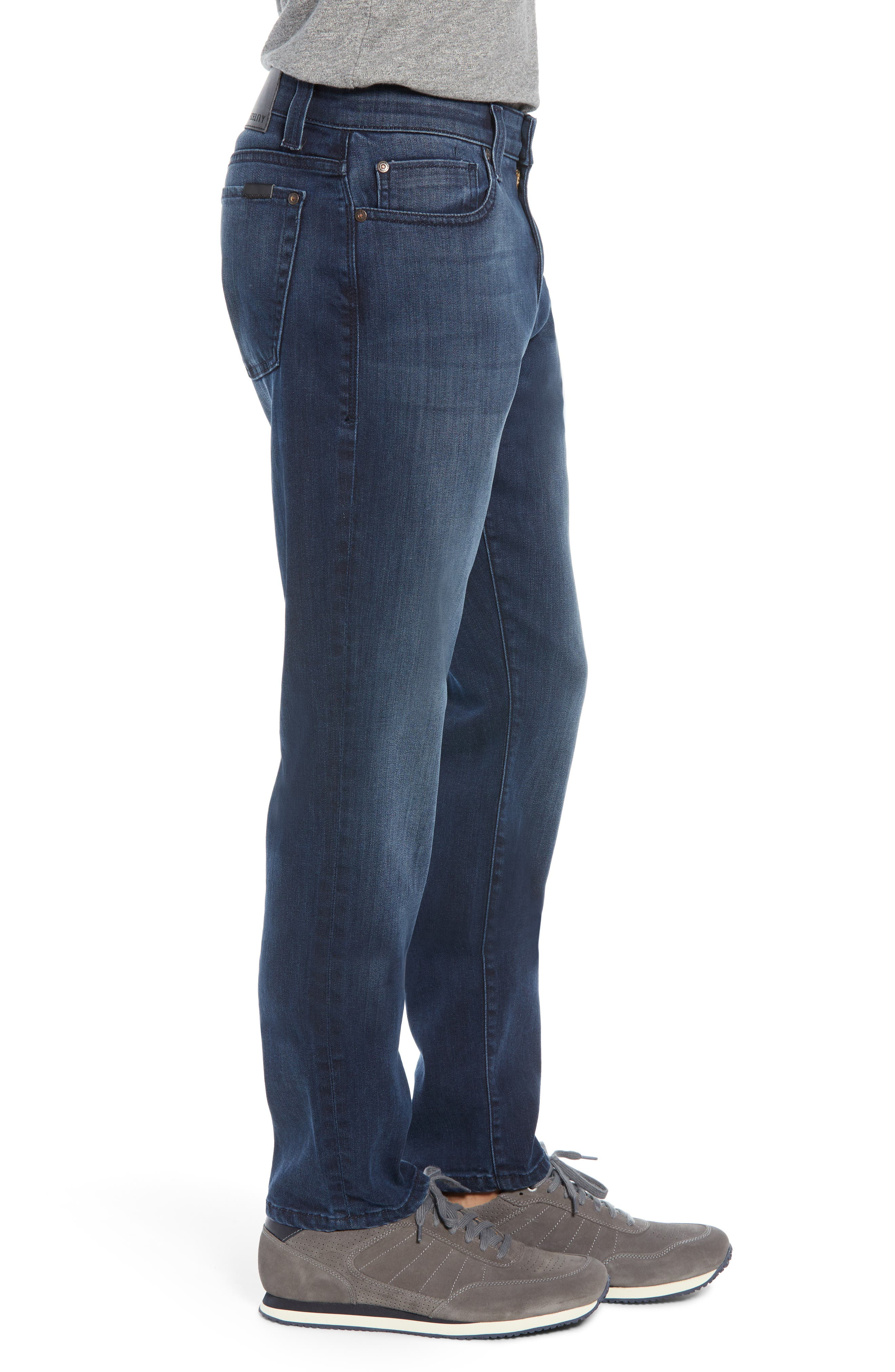 FIDELITY DENIM,                             Torino Slim Fit Jeans,                             Alternate thumbnail 3, color,                             SPECTRE