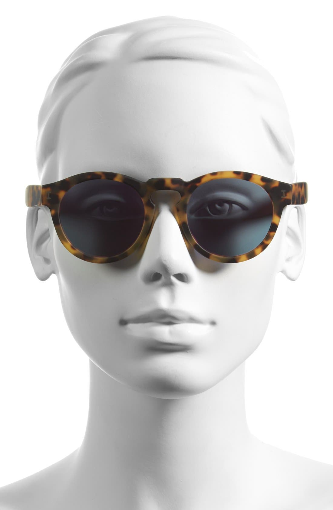 'Leonard' 47mm Sunglasses,                             Alternate thumbnail 109, color,
