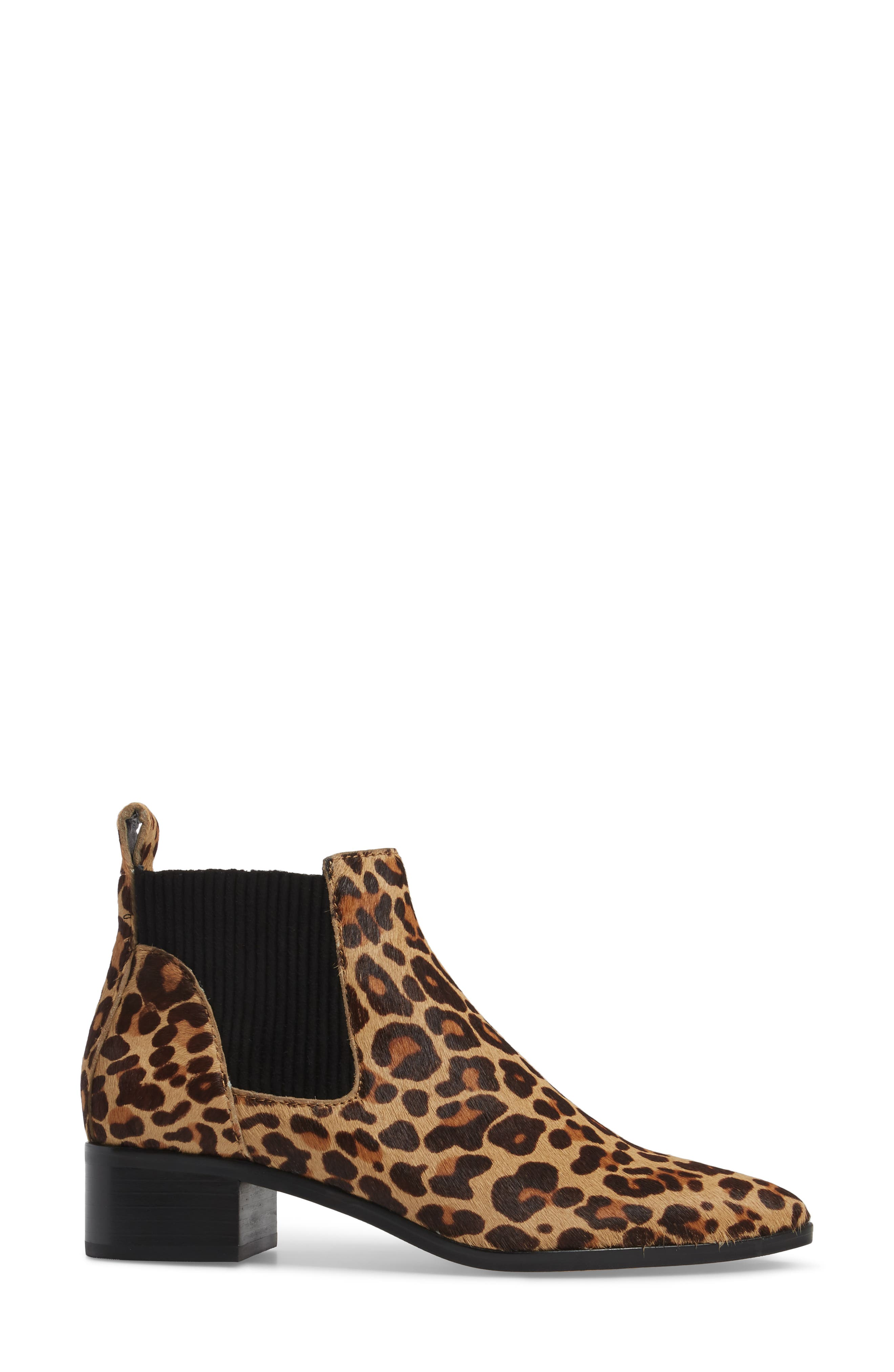Macie Pointy Toe Chelsea Bootie,                             Alternate thumbnail 10, color,
