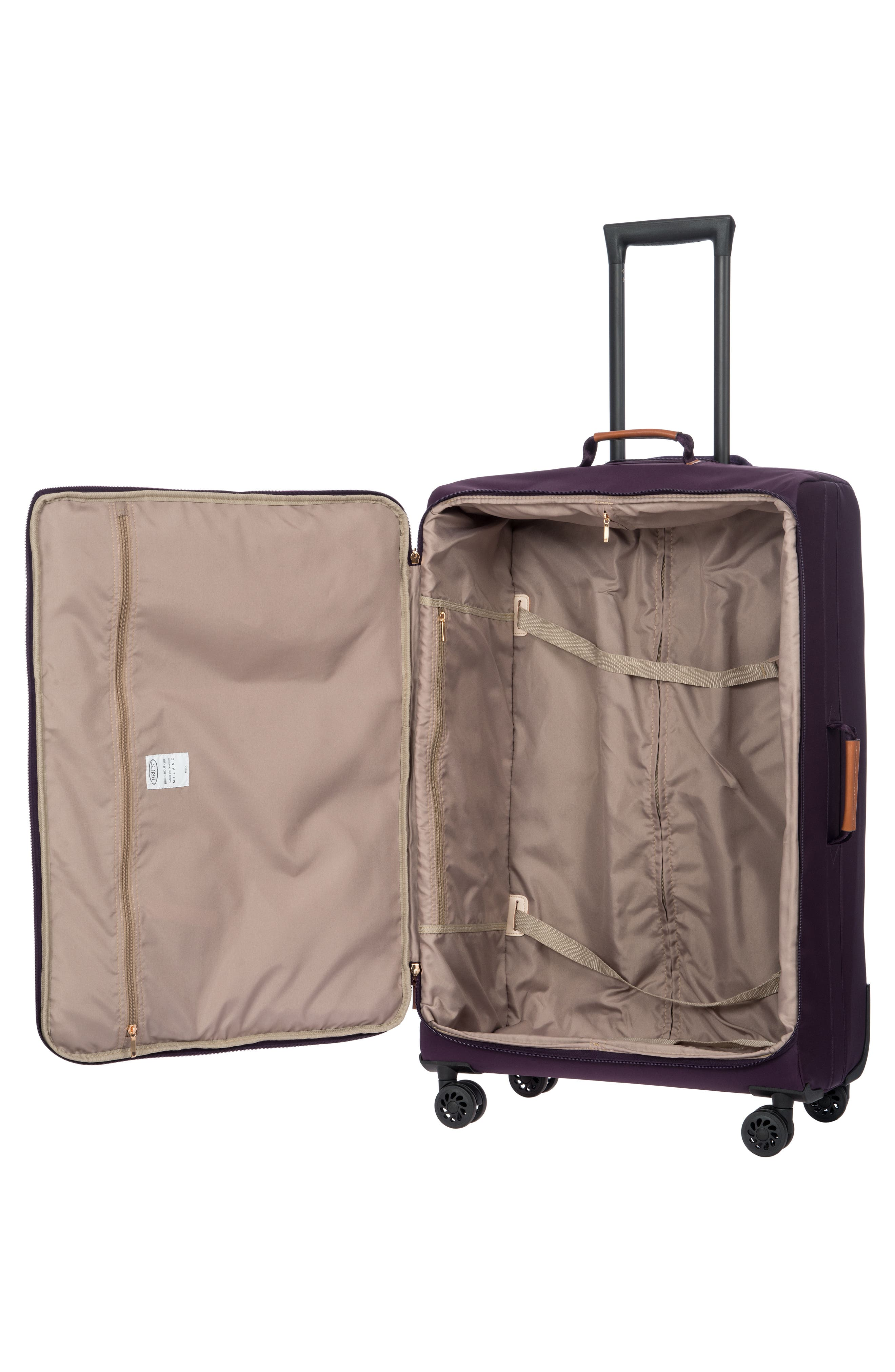 X-Bag 30-Inch Spinner Suitcase,                             Alternate thumbnail 2, color,                             VIOLET