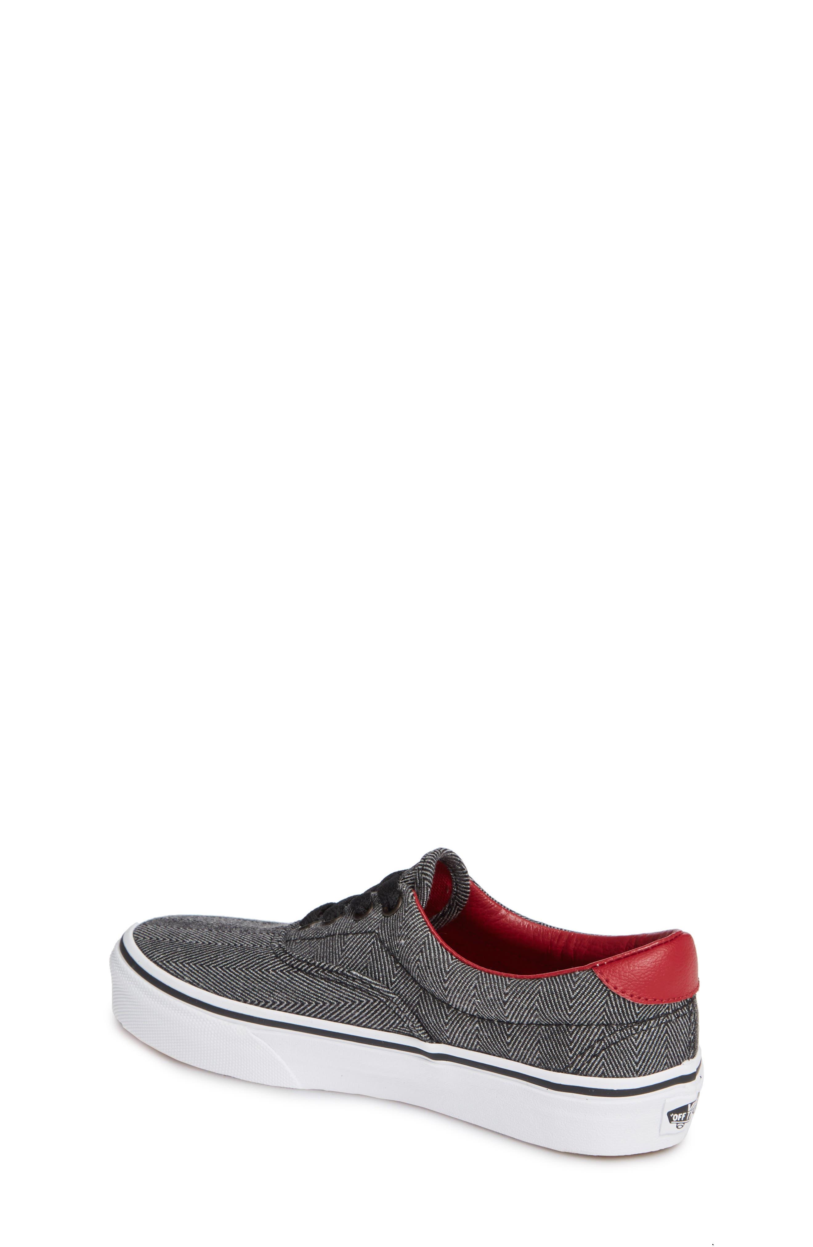 Era 59 Bleacher Sneaker,                             Alternate thumbnail 2, color,                             002