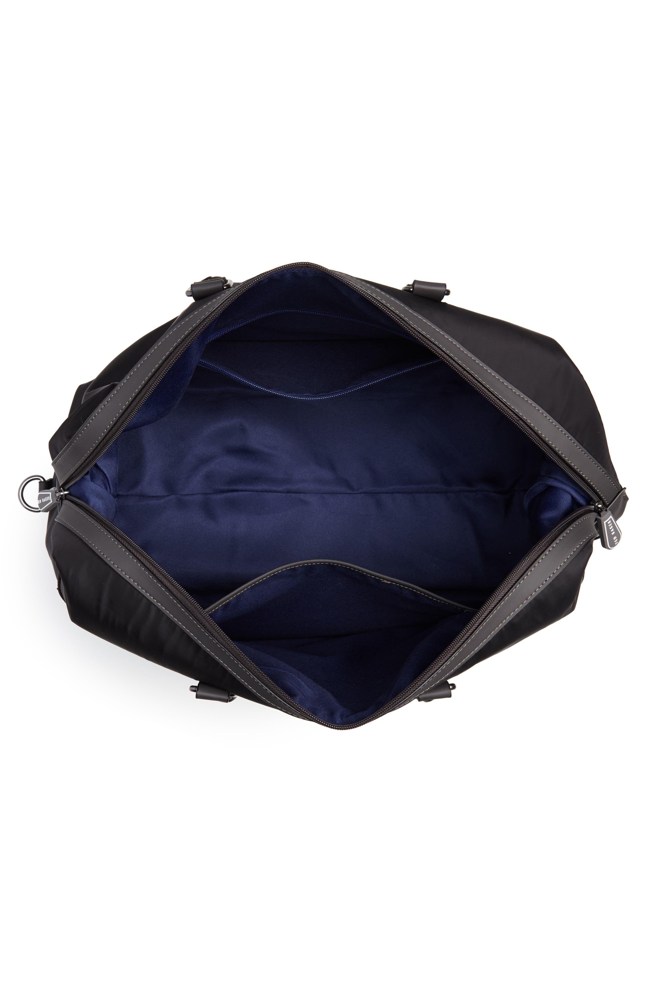 Duffel Bag,                             Alternate thumbnail 4, color,                             001