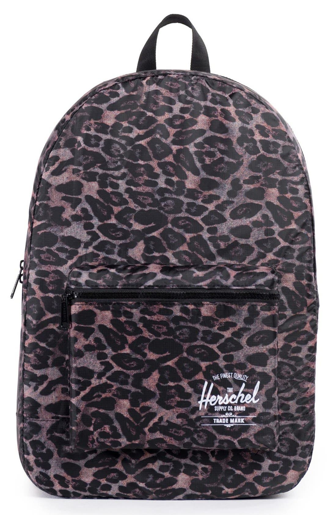 'Packable' Backpack, Main, color, 282