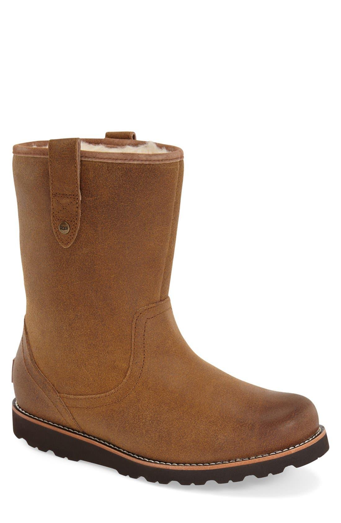 Stoneman Waterproof Boot,                         Main,                         color, 219