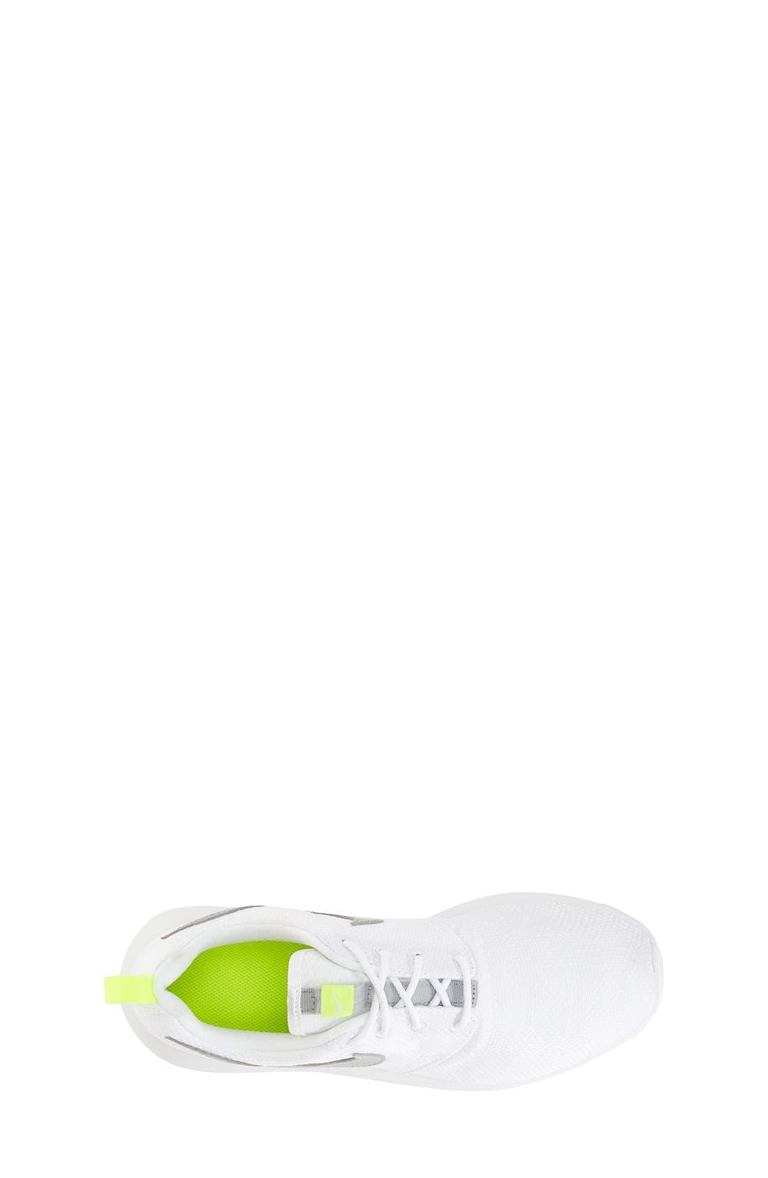 'Roshe Run' Athletic Shoe,                             Alternate thumbnail 125, color,