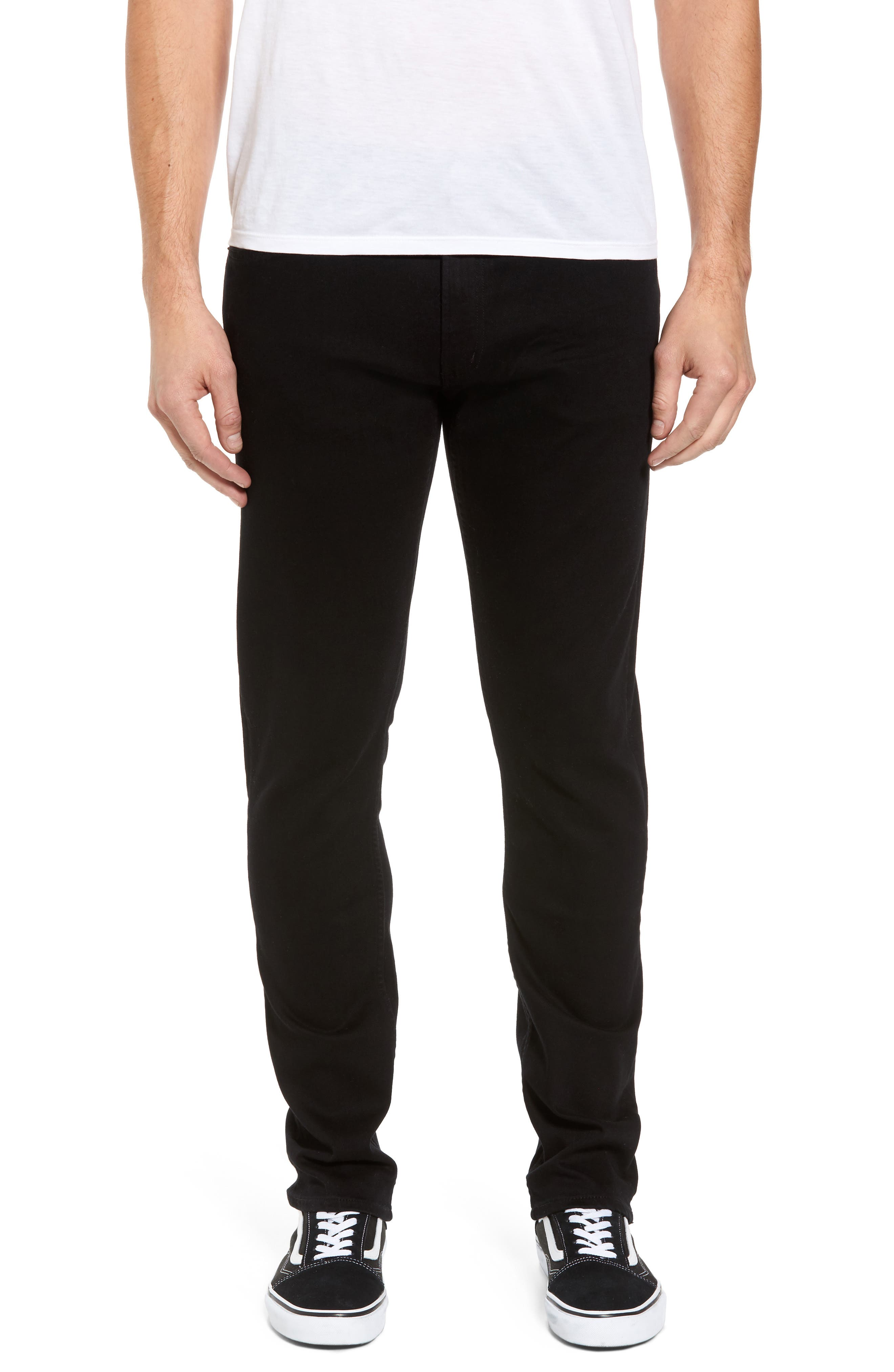 Bowery Slim Fit Jeans,                             Main thumbnail 1, color,                             007