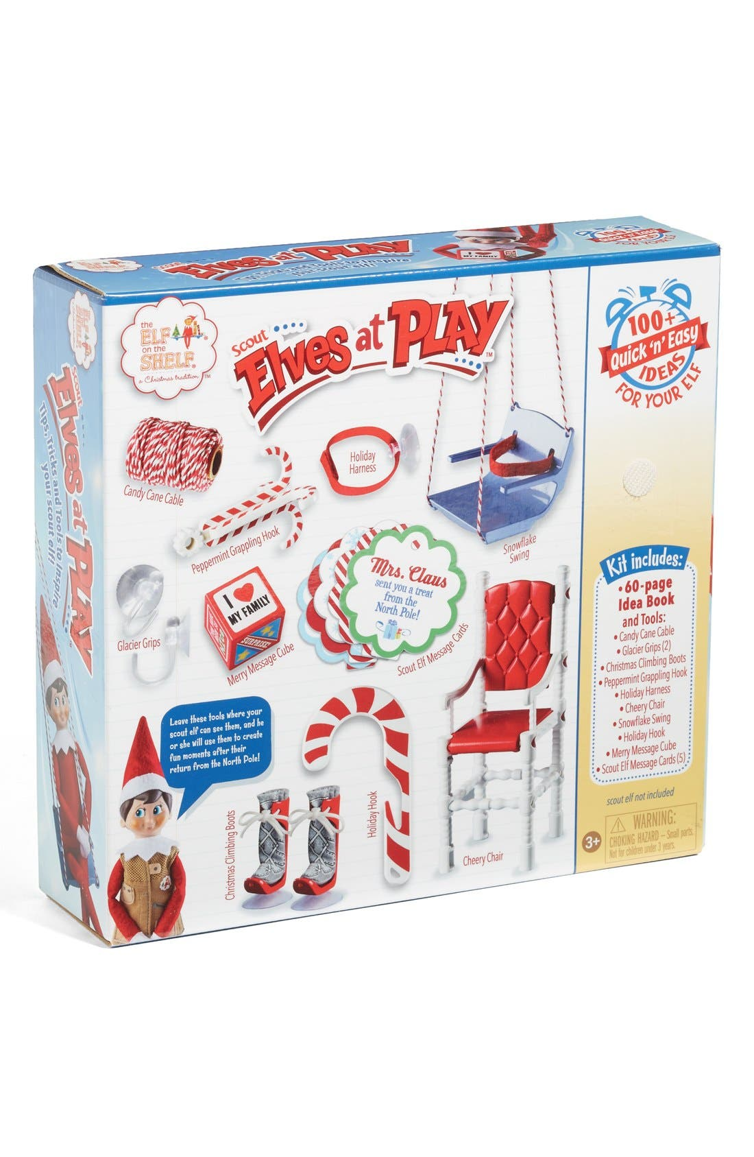 Scout Elves at Play Kit,                         Main,                         color, 600