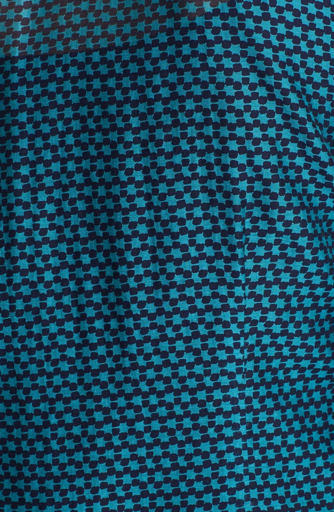 Cotton & Silk Shirt,                             Alternate thumbnail 115, color,